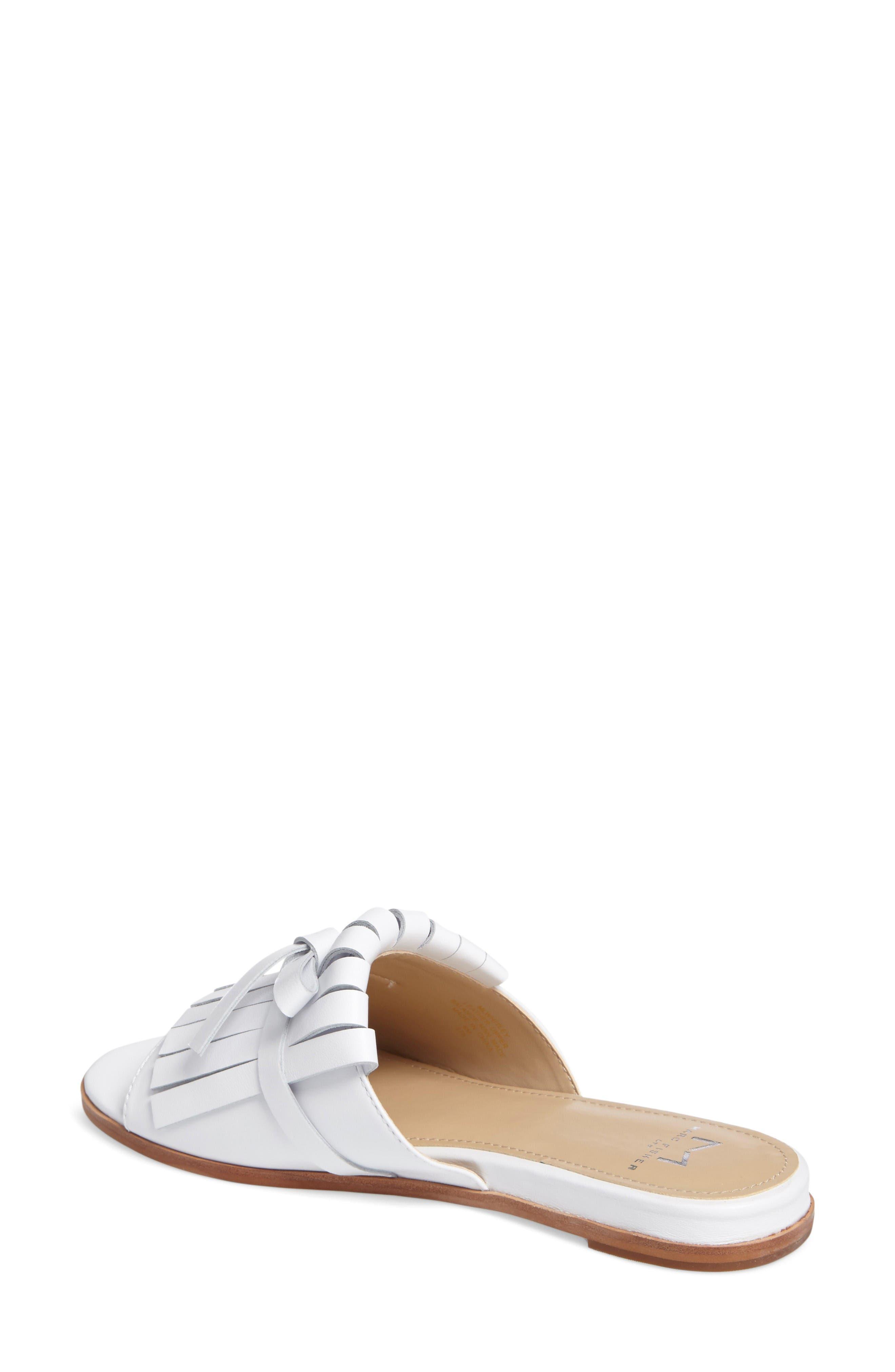 Alternate Image 2  - Marc Fisher LTD Whitley Slide Sandal (Women)