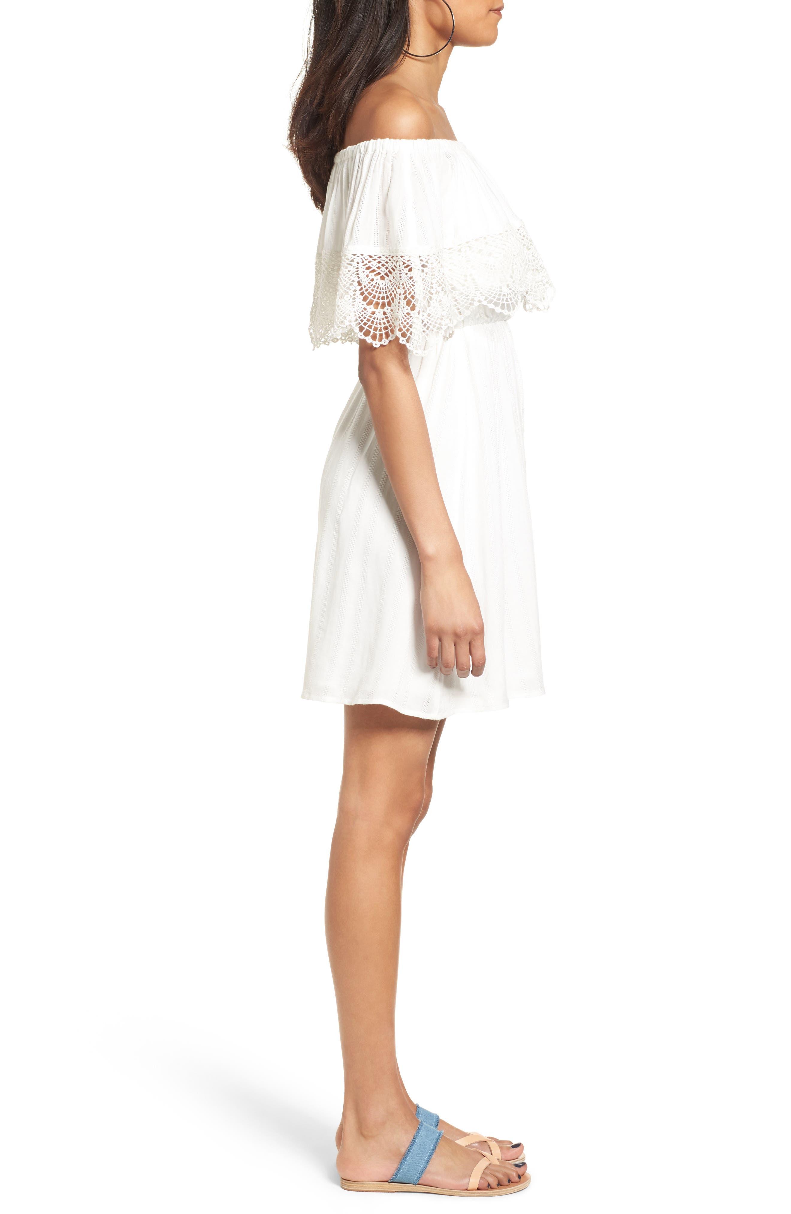 Alternate Image 3  - Off the Shoulder Dress
