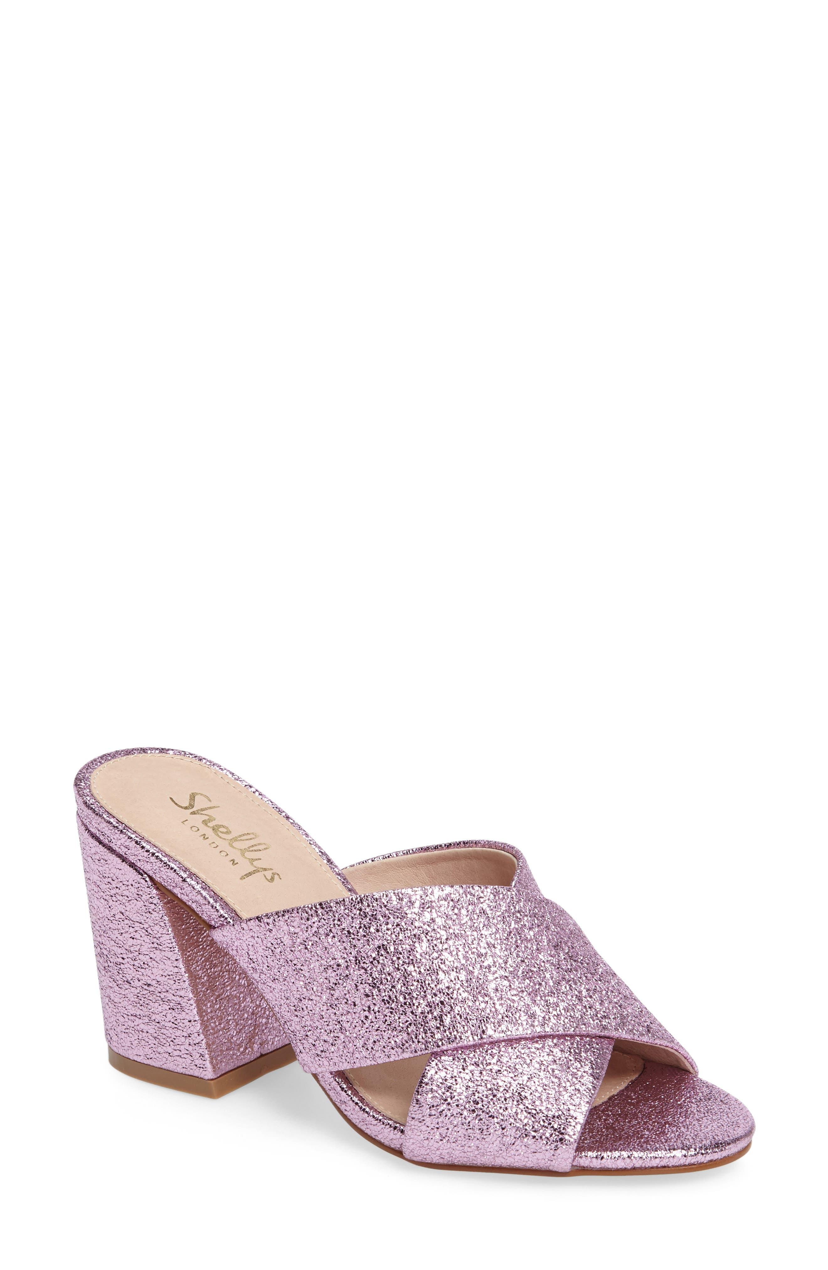 Alternate Image 1 Selected - Shellys London Dani Block Heel Sandal (Women)