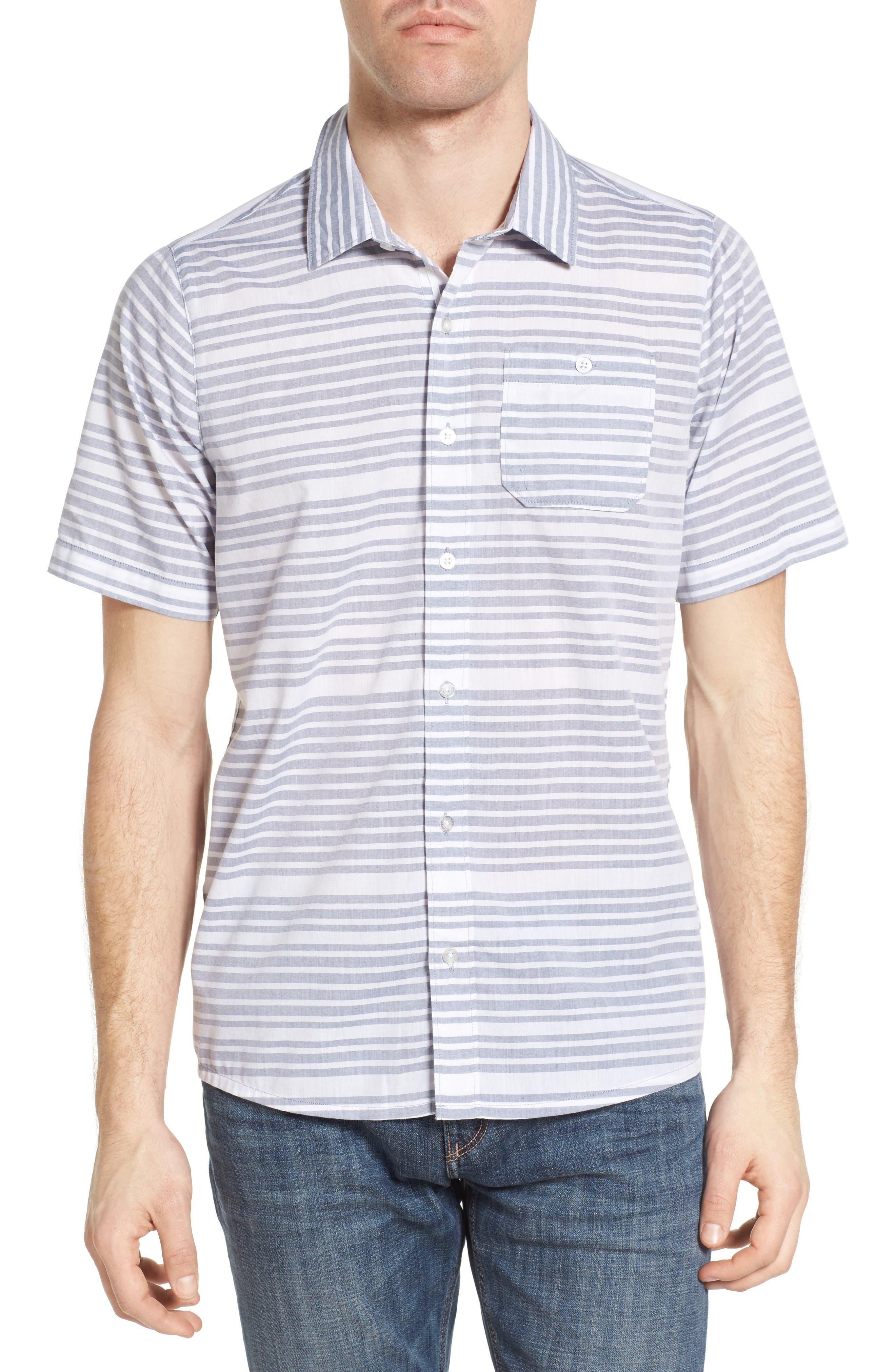 Travis Mathew Cana Slim Fit Sport Shirt