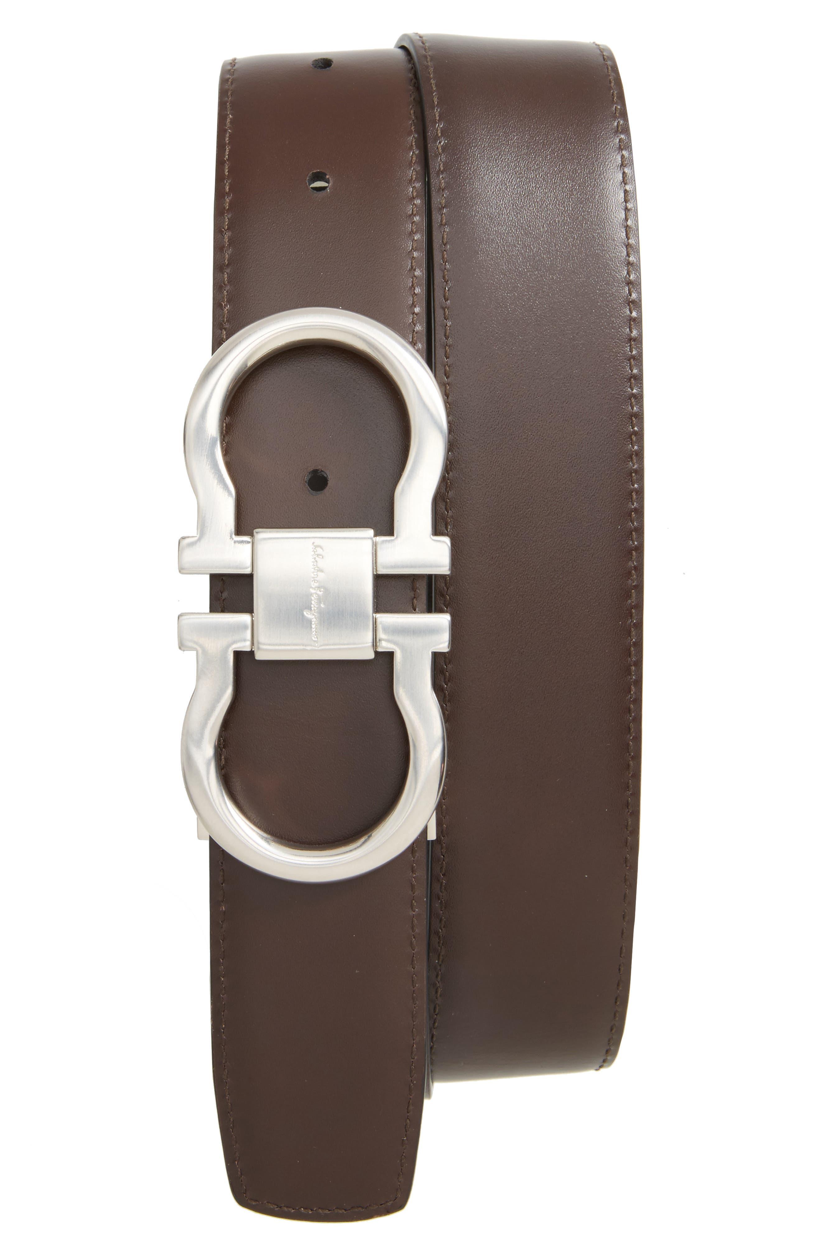 Alternate Image 2  - Salvatore Ferragamo Double Gancio Reversible Belt