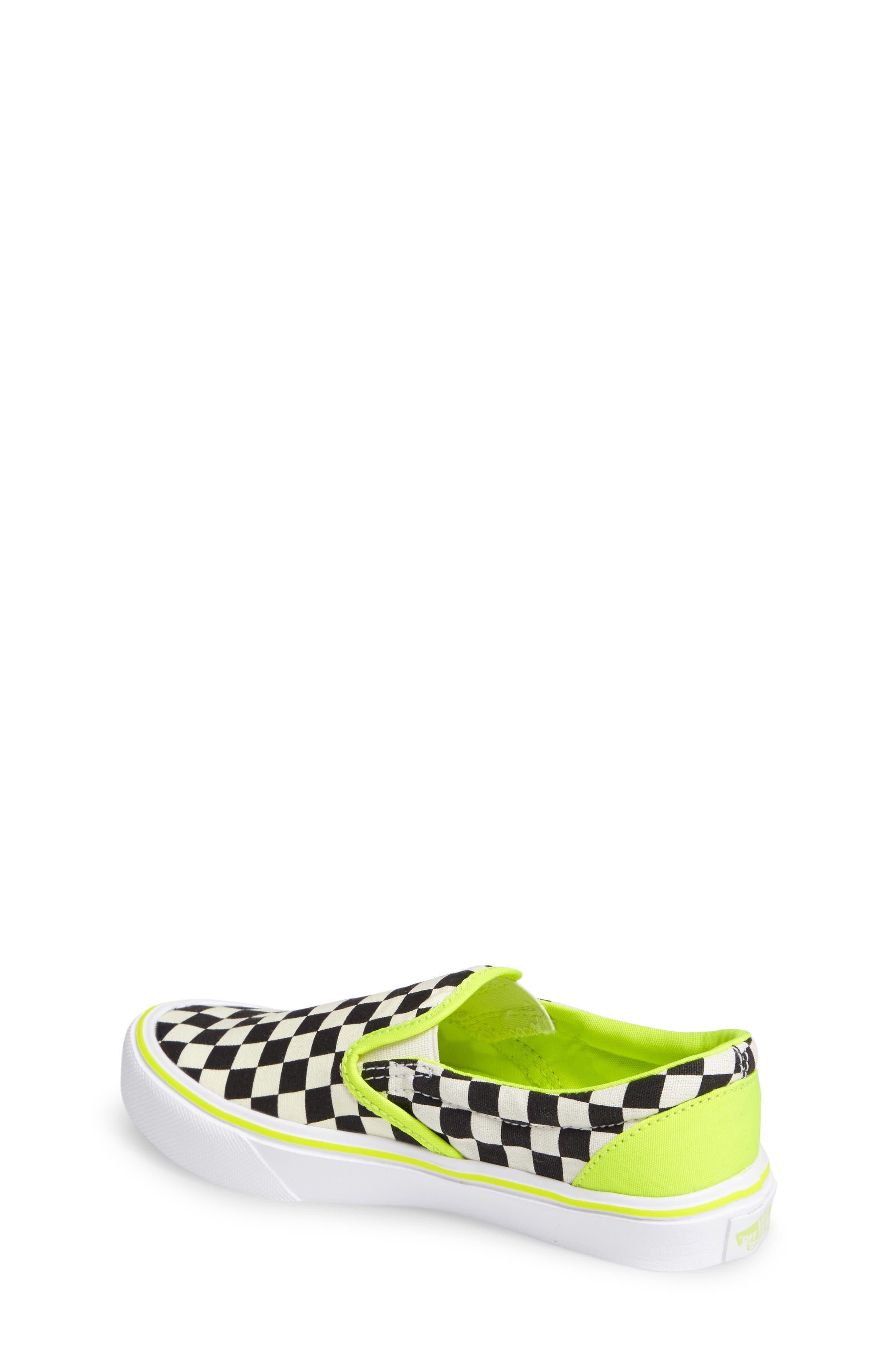 Alternate Image 2  - Vans Classic Freshness Slip-On Lite Sneaker (Toddler, Little Kid & Big Kid)
