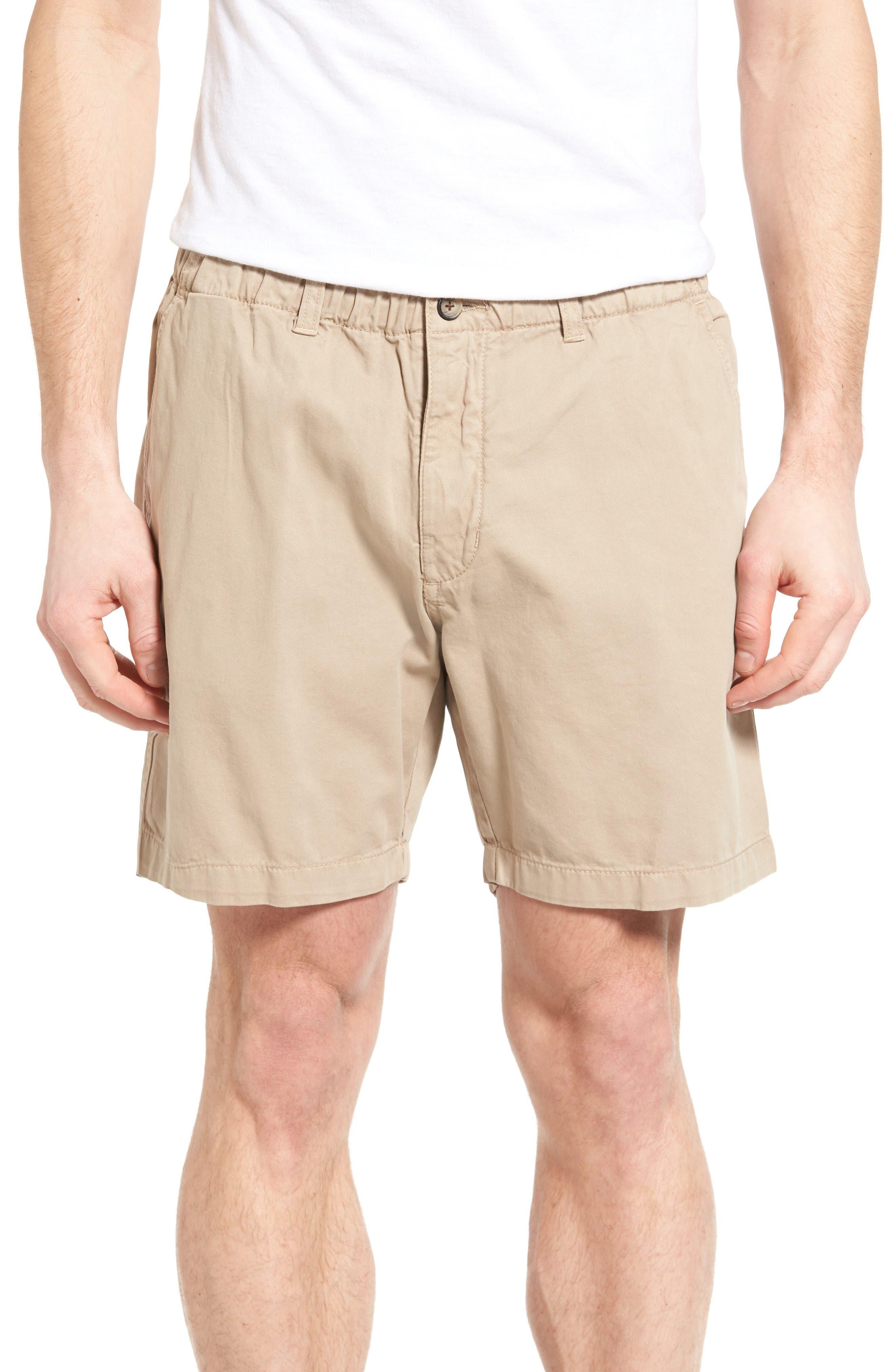 Alternate Image 1 Selected - Vintage 1946 Washed Shorts