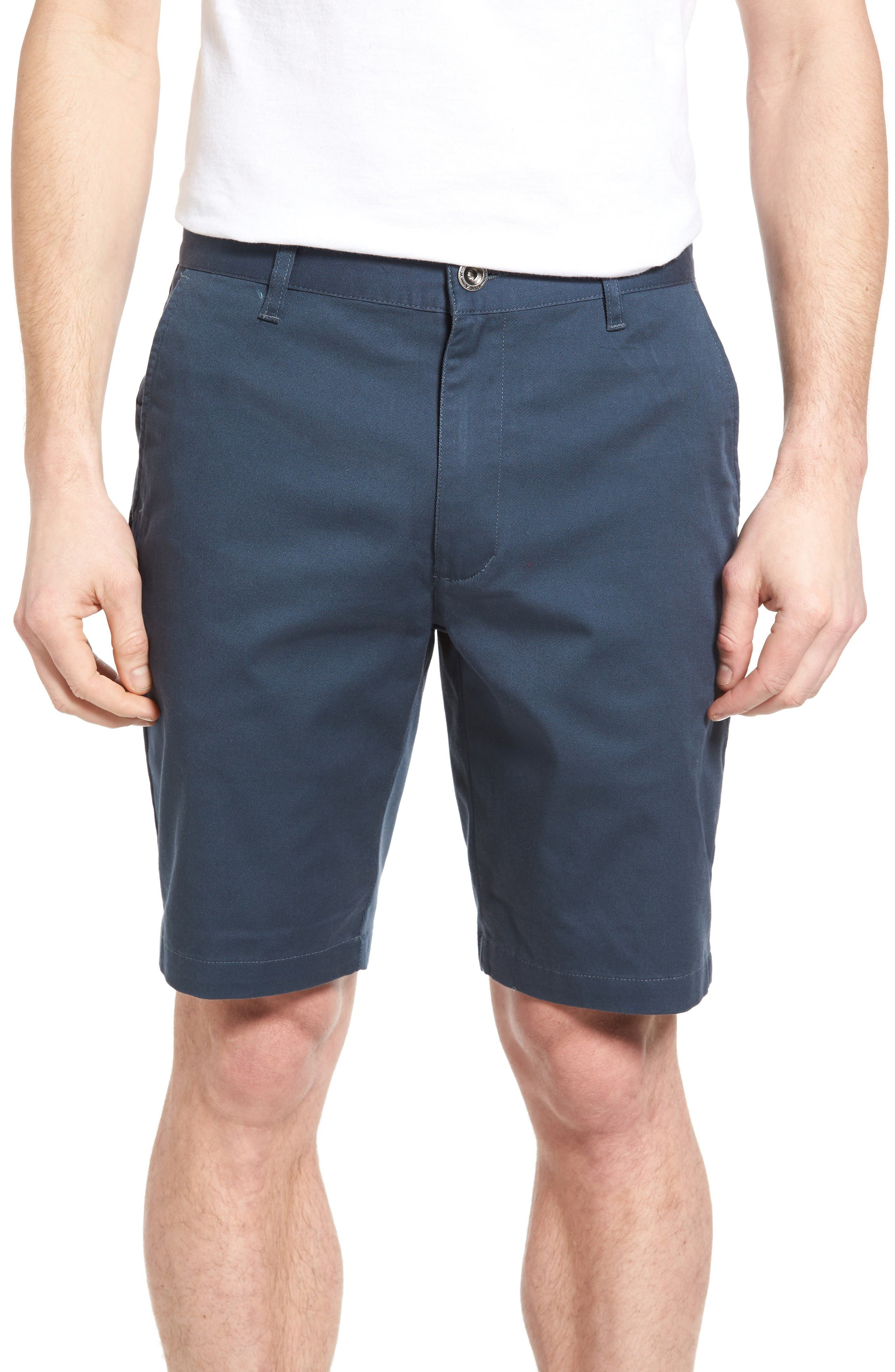 RVCA The Week-End Twill Chino Shorts
