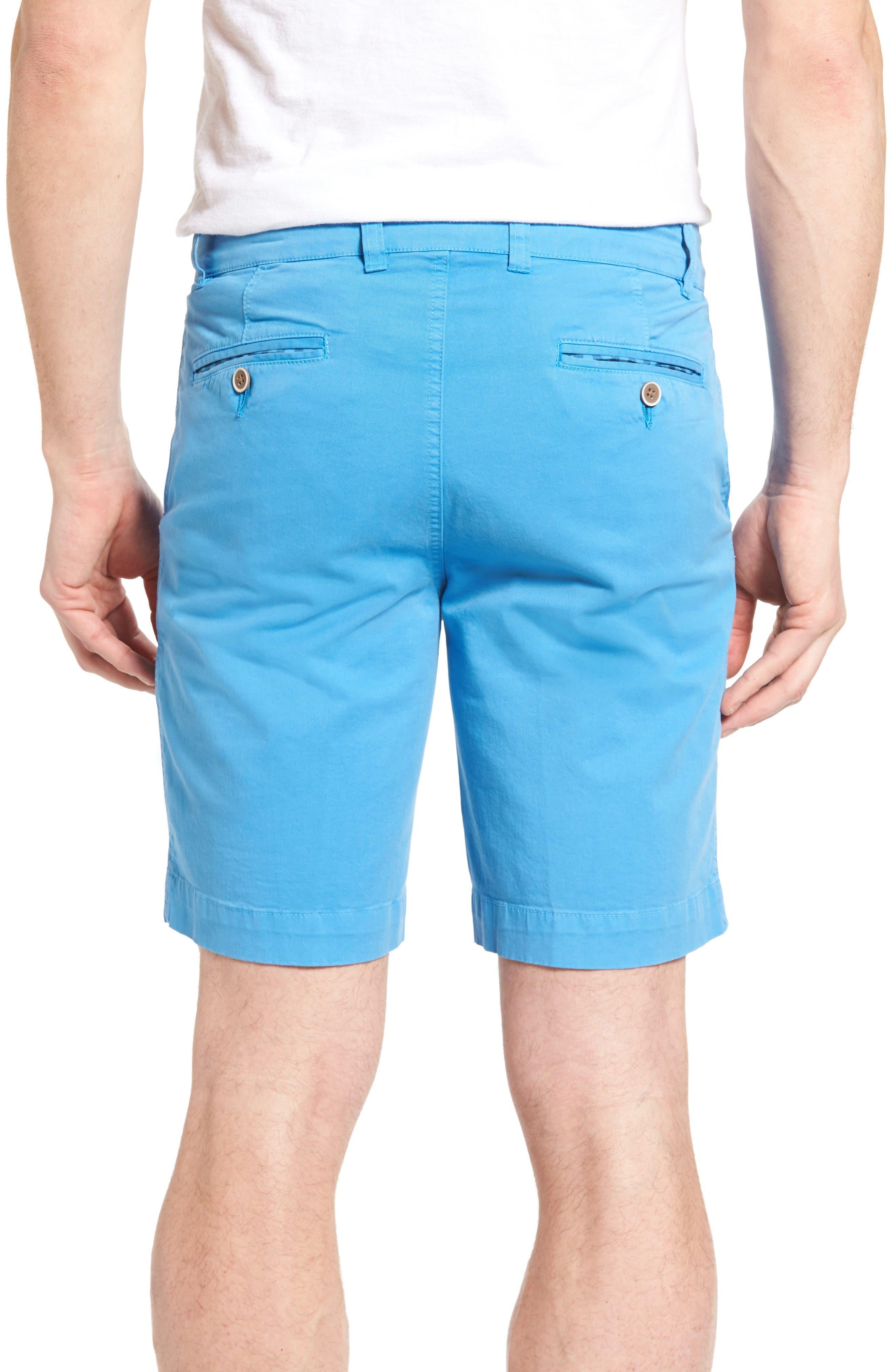 'Sunny' Stretch Chino Shorts,                             Alternate thumbnail 2, color,                             Hurricane
