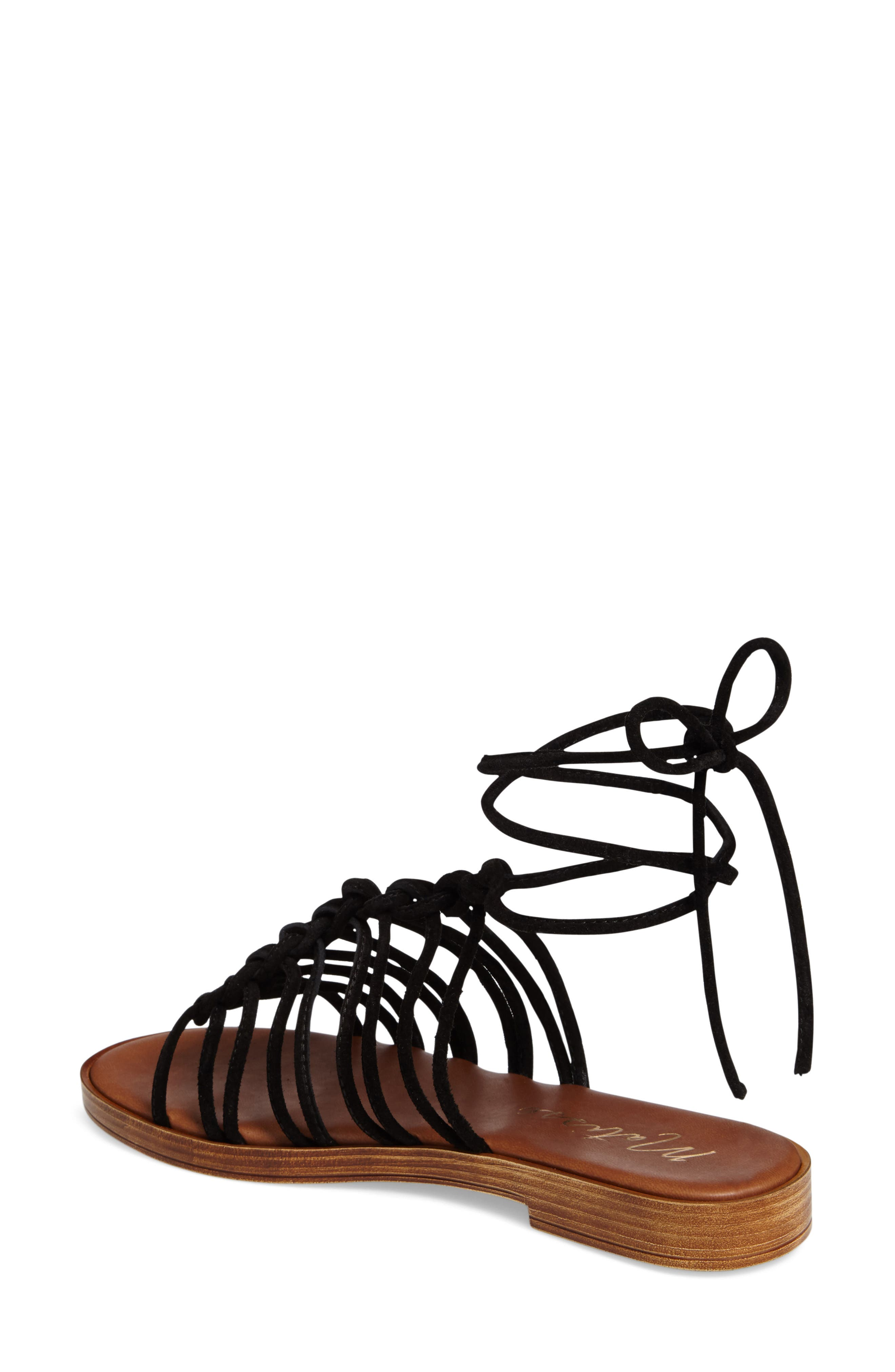 Alternate Image 2  - Matisse Origin Lace-Up Sandal (Women)