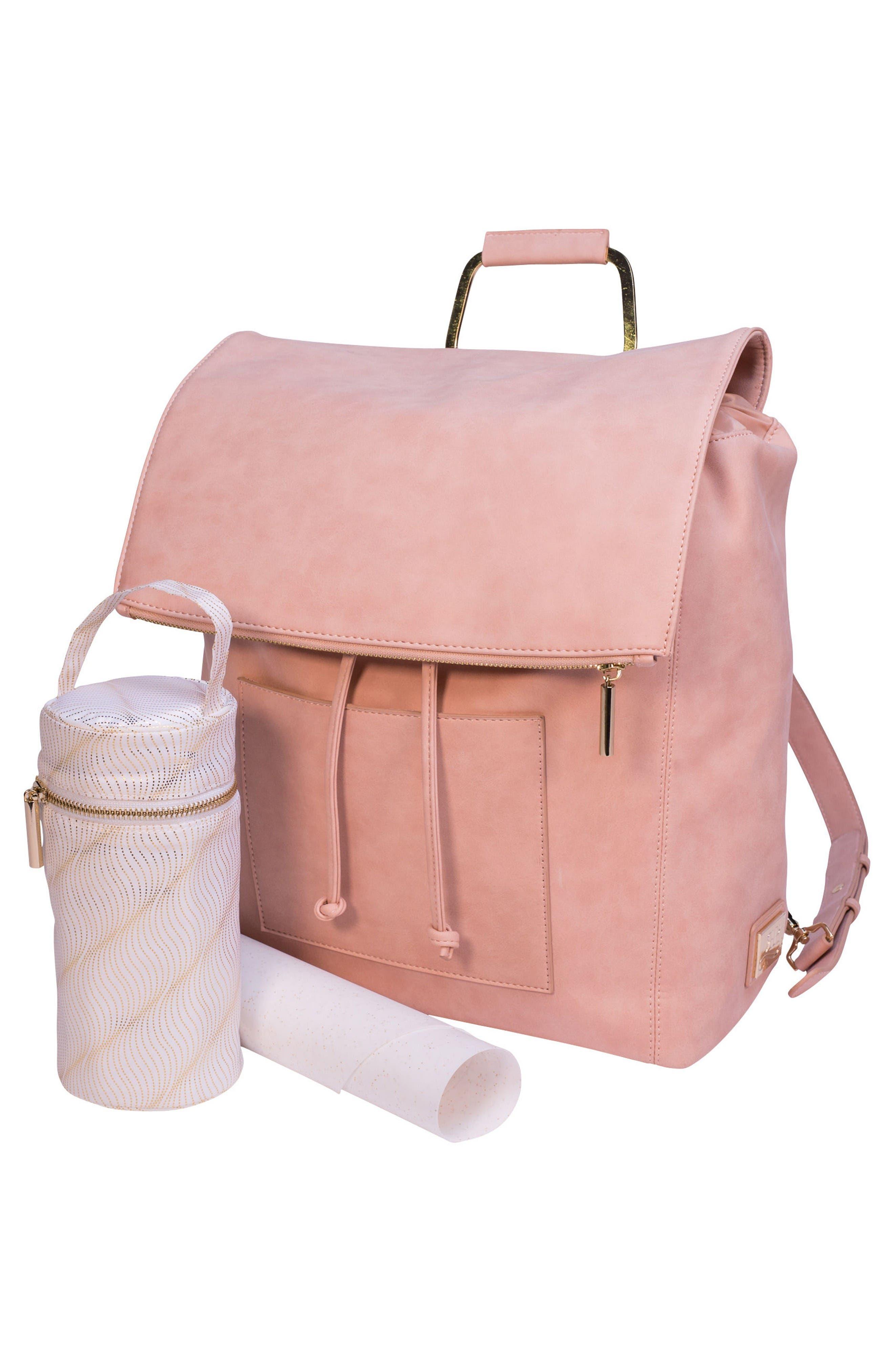 Alternate Image 4  - Rosie Pope Highbury Hill Diaper Backpack