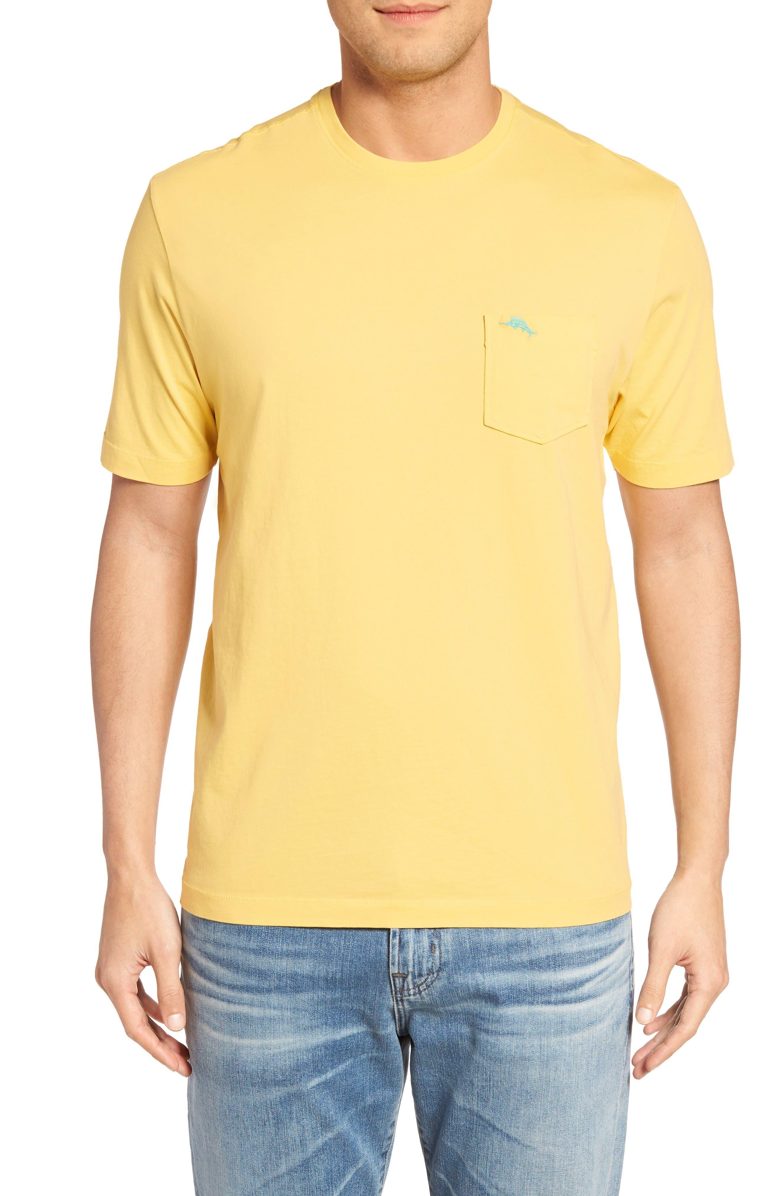 Main Image - Tommy Bahama New Bali Sky Pima Cotton Pocket T-Shirt