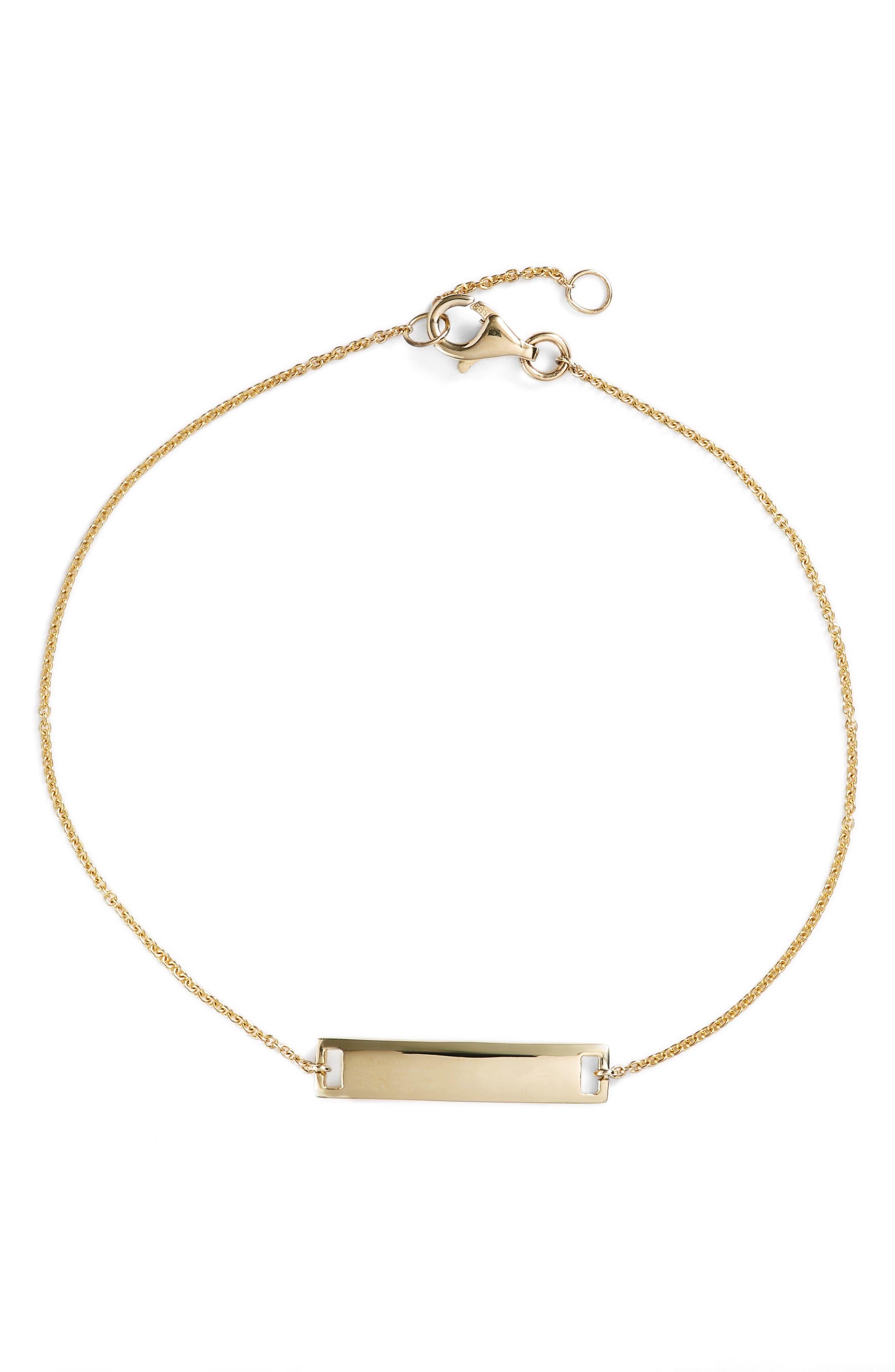 Bony Levy Geo Bar Bracelet (Nordstrom Exclusive)