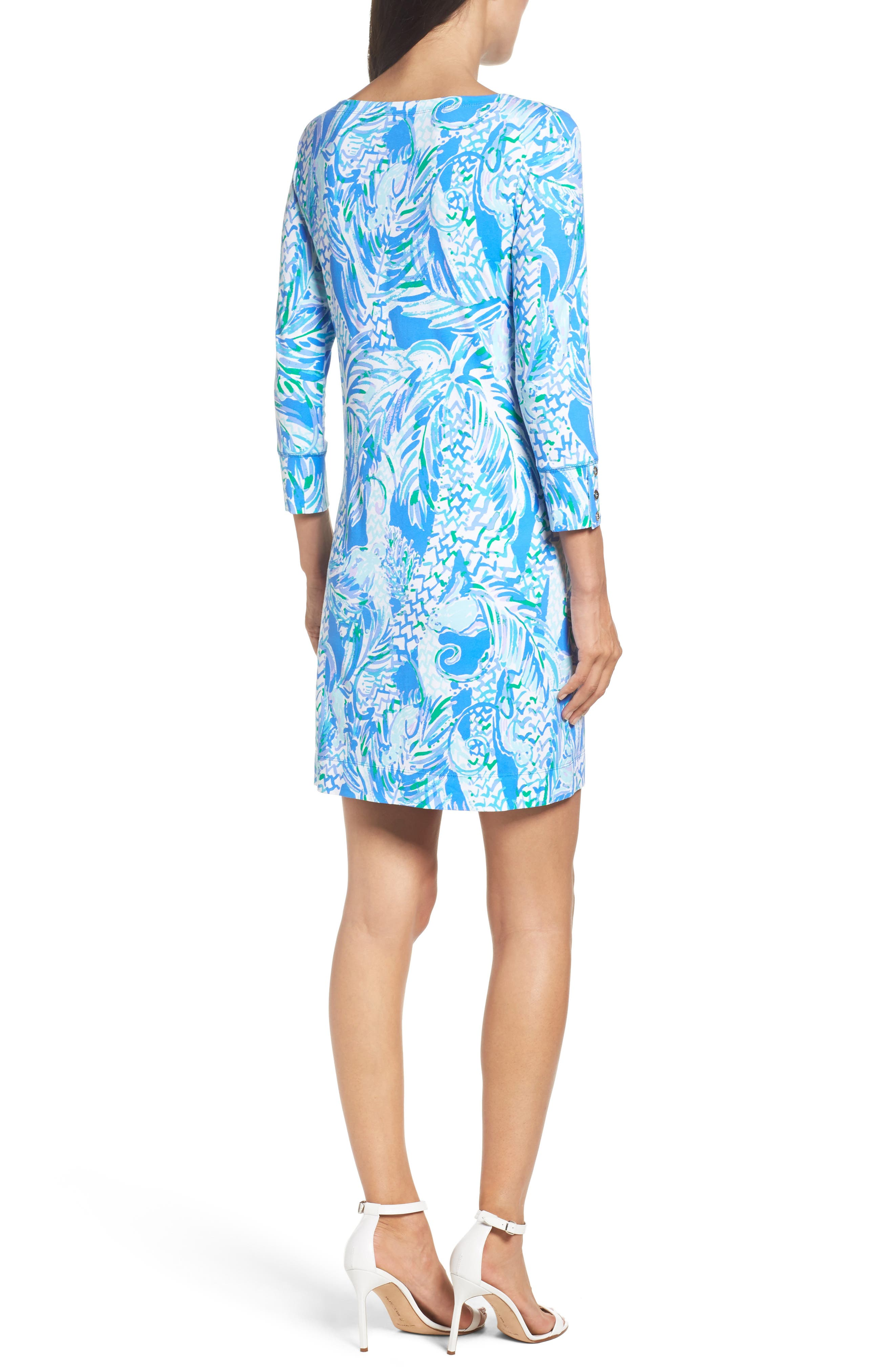 Alternate Image 2  - Lilly Pulitzer® Sophie UPF 50+ Dress