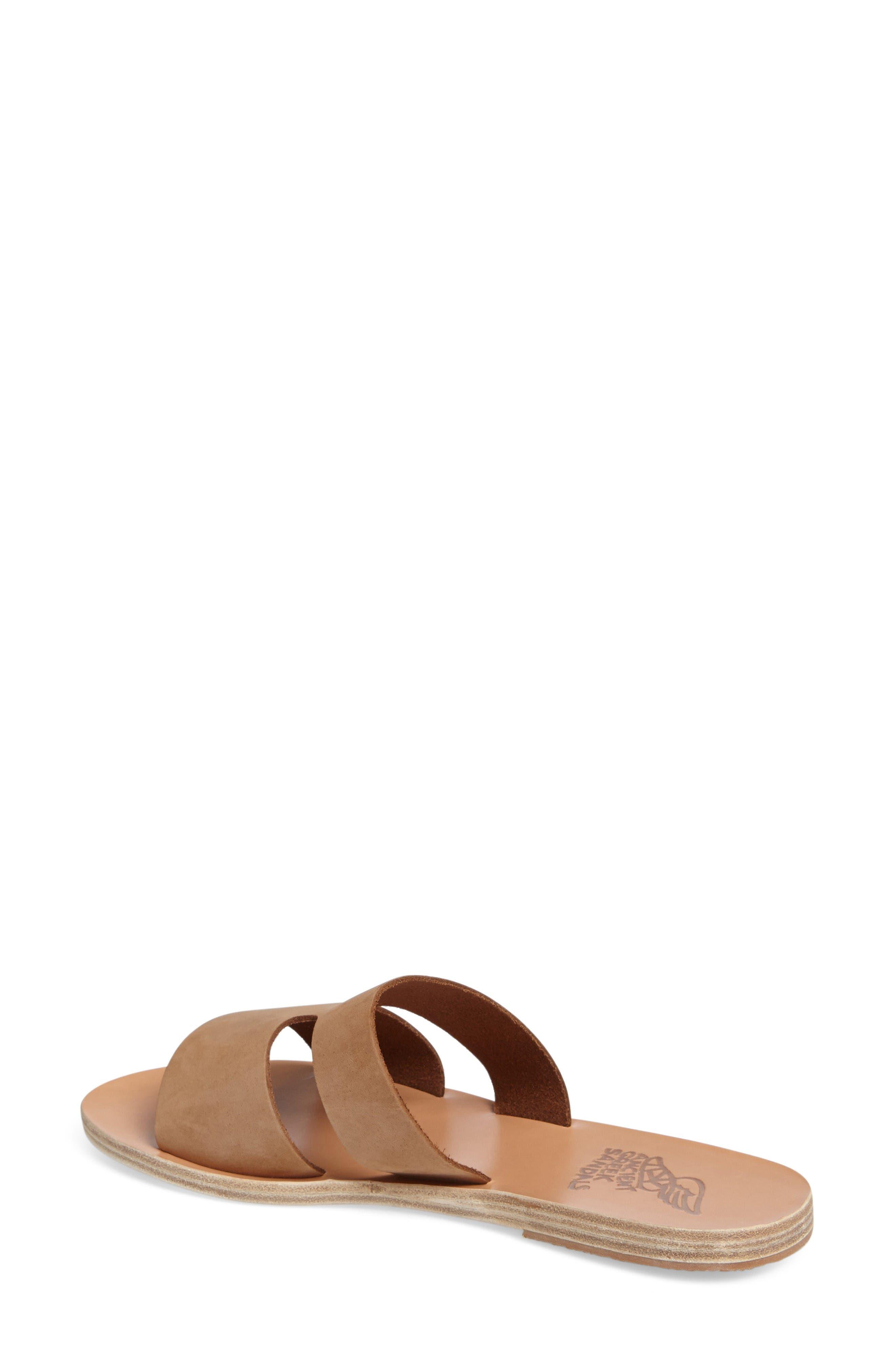 Alternate Image 2  - Ancient Greek Sandals Apteros Slide Sandal (Women)