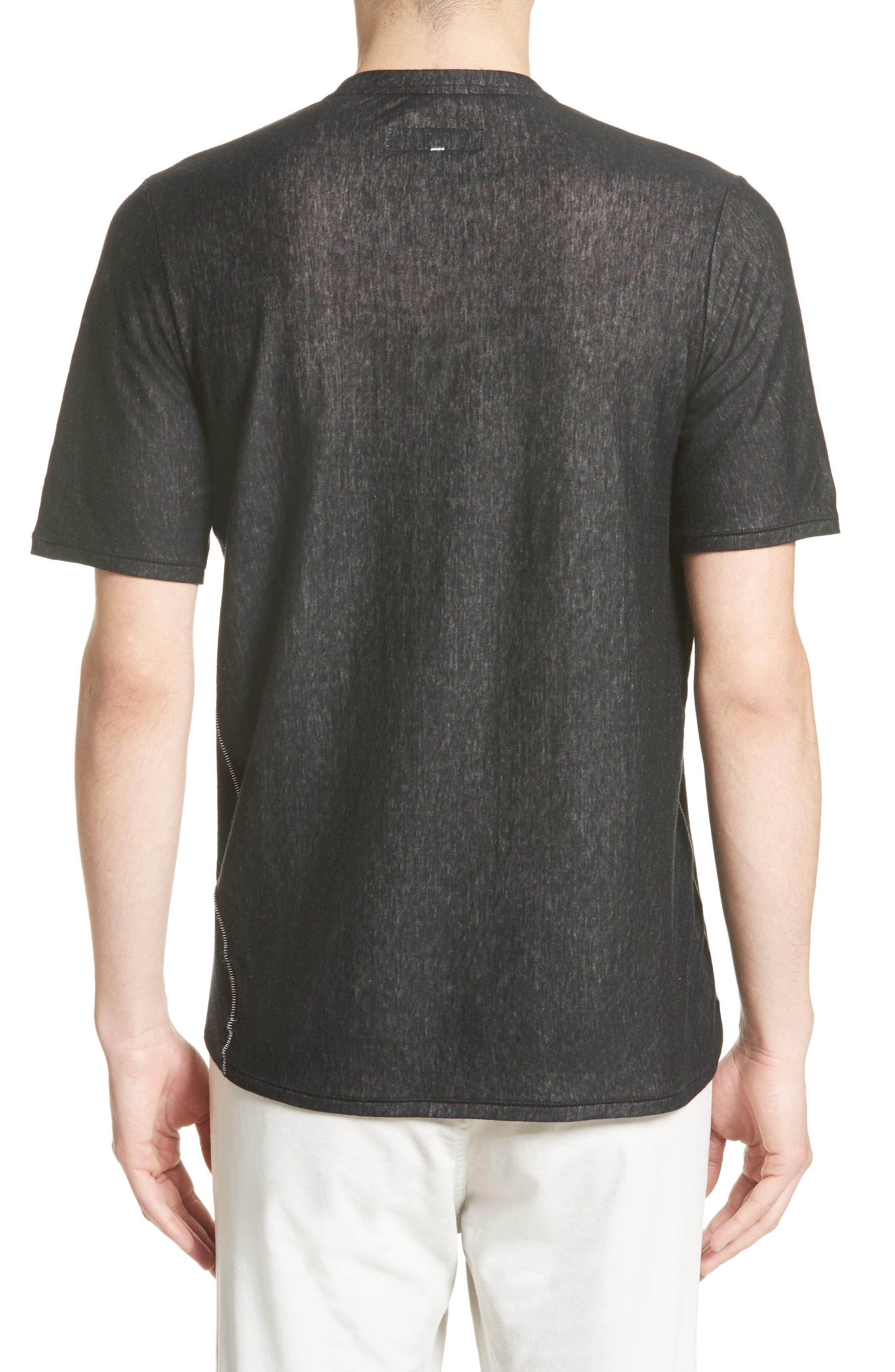 Alternate Image 2  - rag & bone Rigby Double Layer T-Shirt