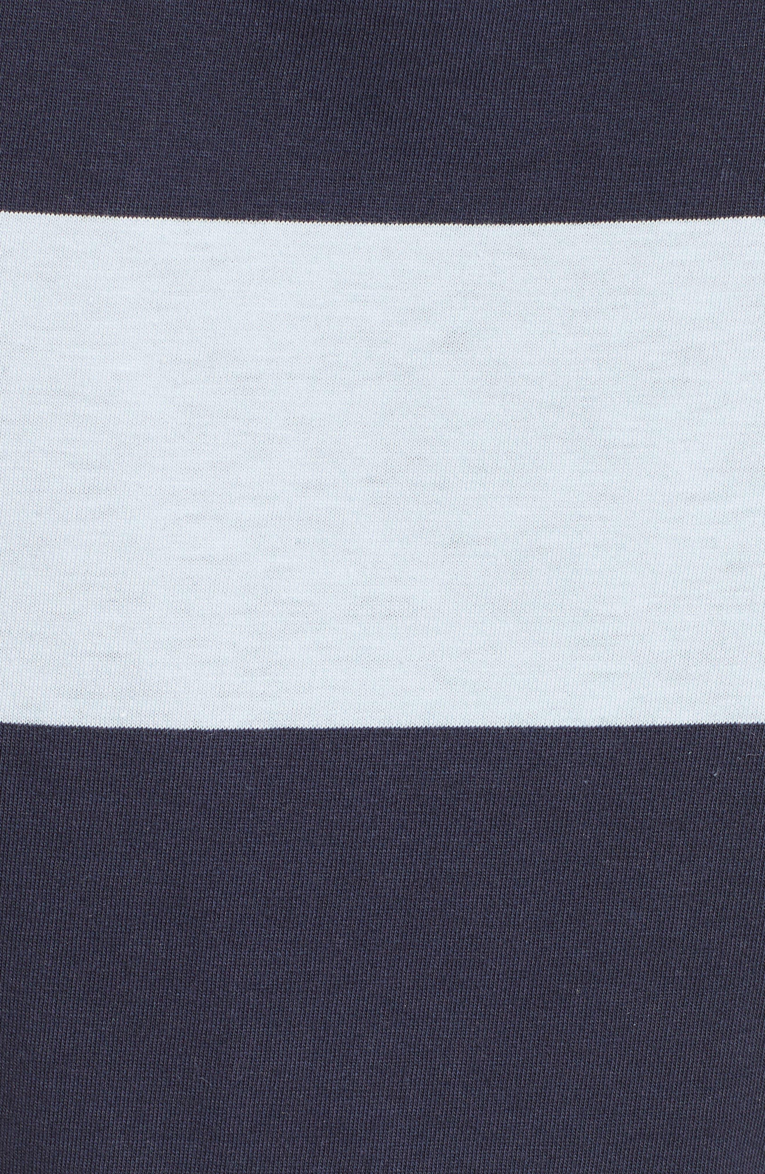 Alternate Image 3  - ATM Anthony Thomas Melillo Stripe Mercerized Jersey Dress
