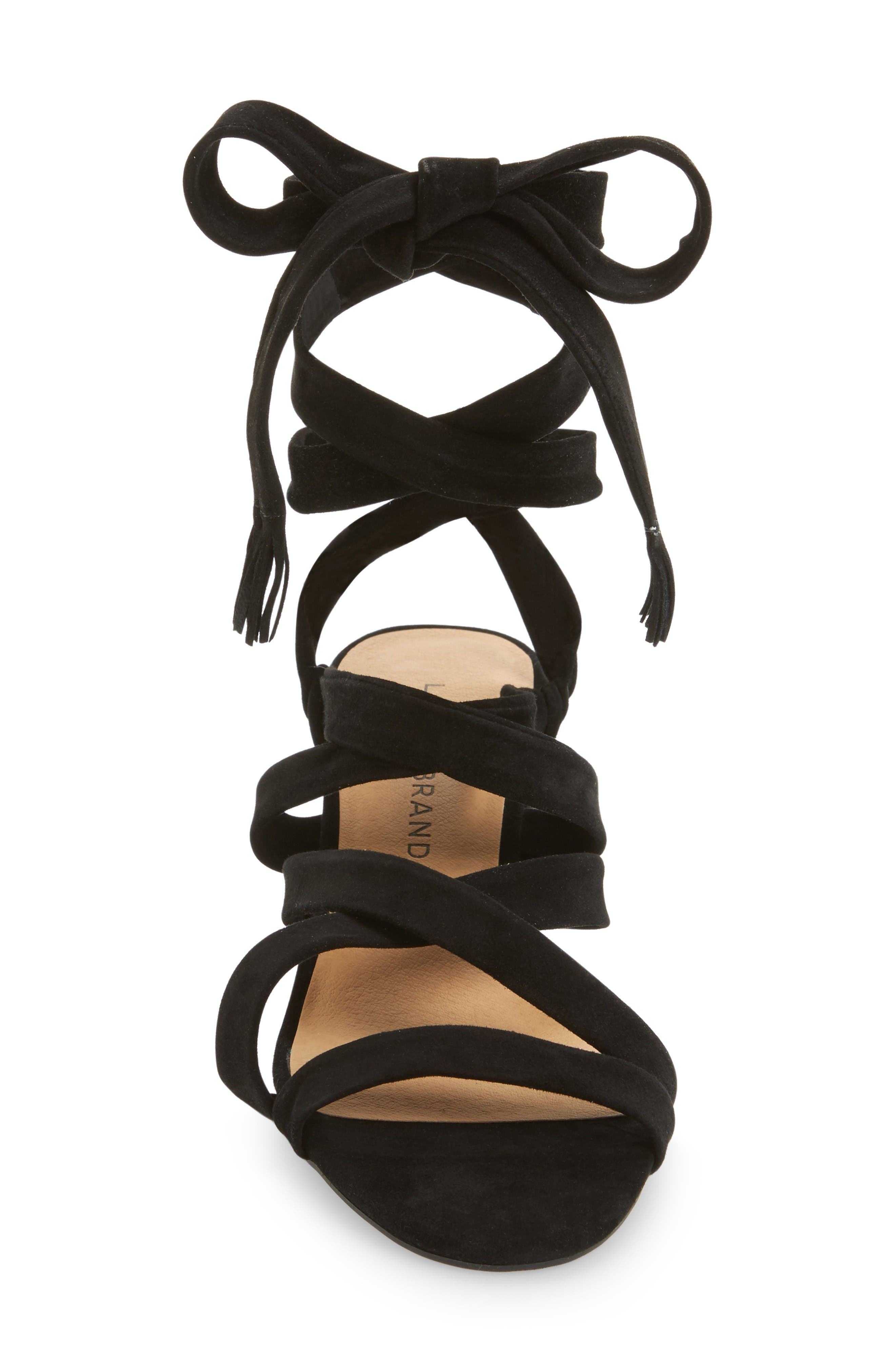 Alternate Image 3  - Lucky Brand Idalina Block Heel Sandal (Women)