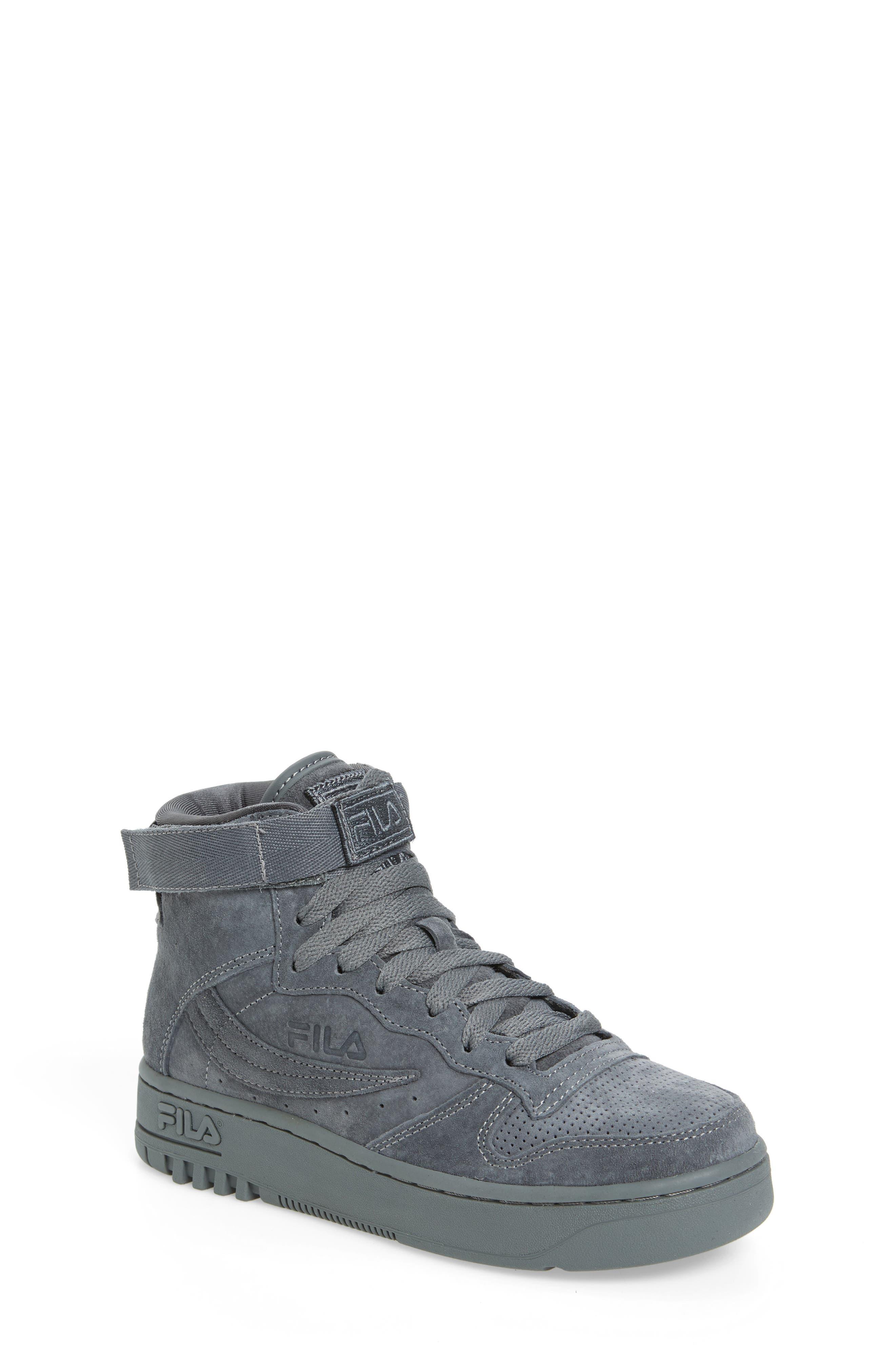 Alternate Image 1 Selected - Fila USA FX-100 High Top Sneaker (Big Kid)