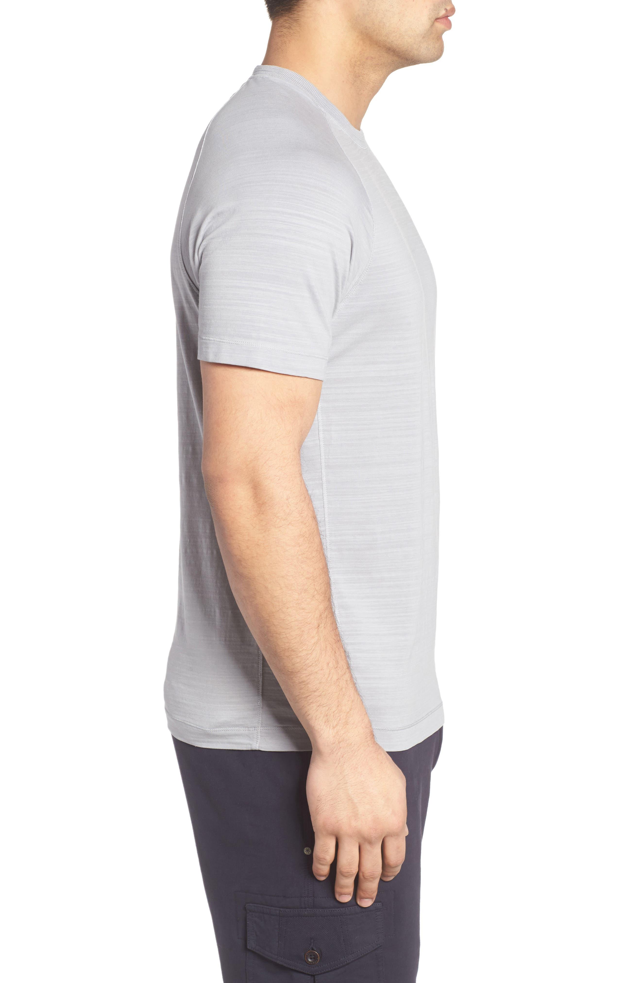 Alternate Image 3  - Thaddeus Riggs Stretch Slub Jersey T-Shirt