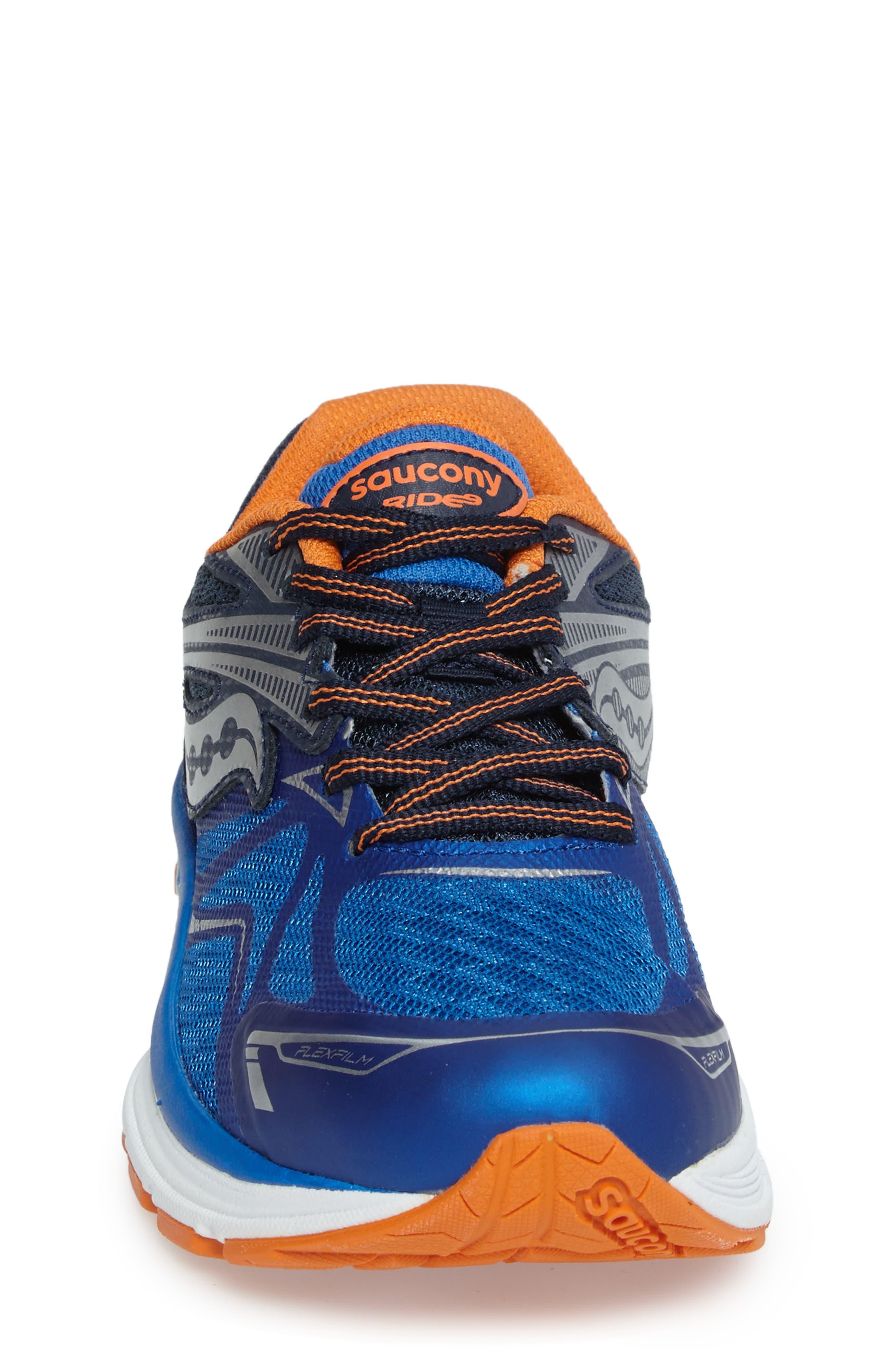 Alternate Image 4  - Saucony Guide 9 Running Shoe (Little Kid & Big Kid)