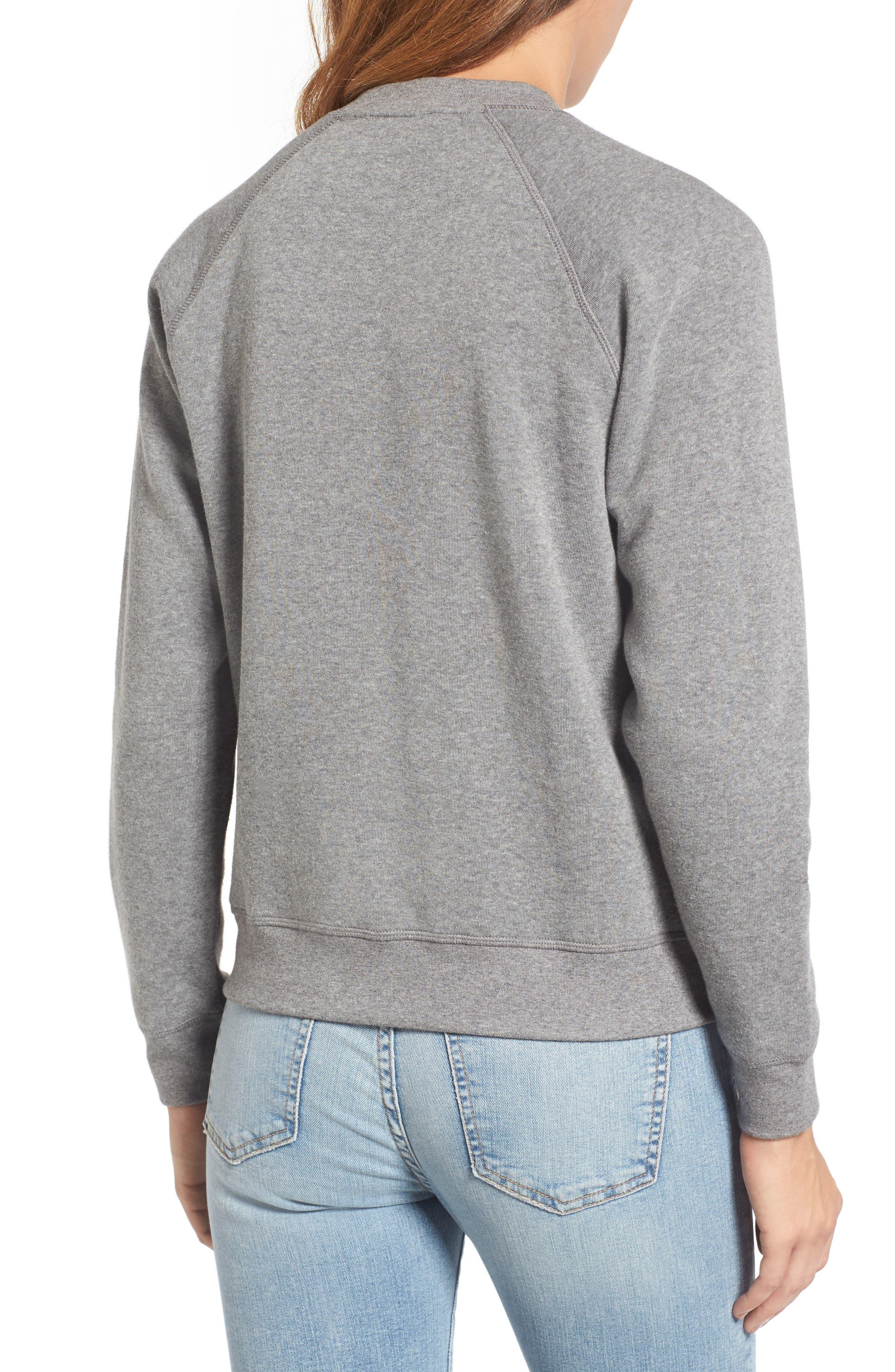 Alternate Image 3  - Rebecca Minkoff California Sunset Sweatshirt