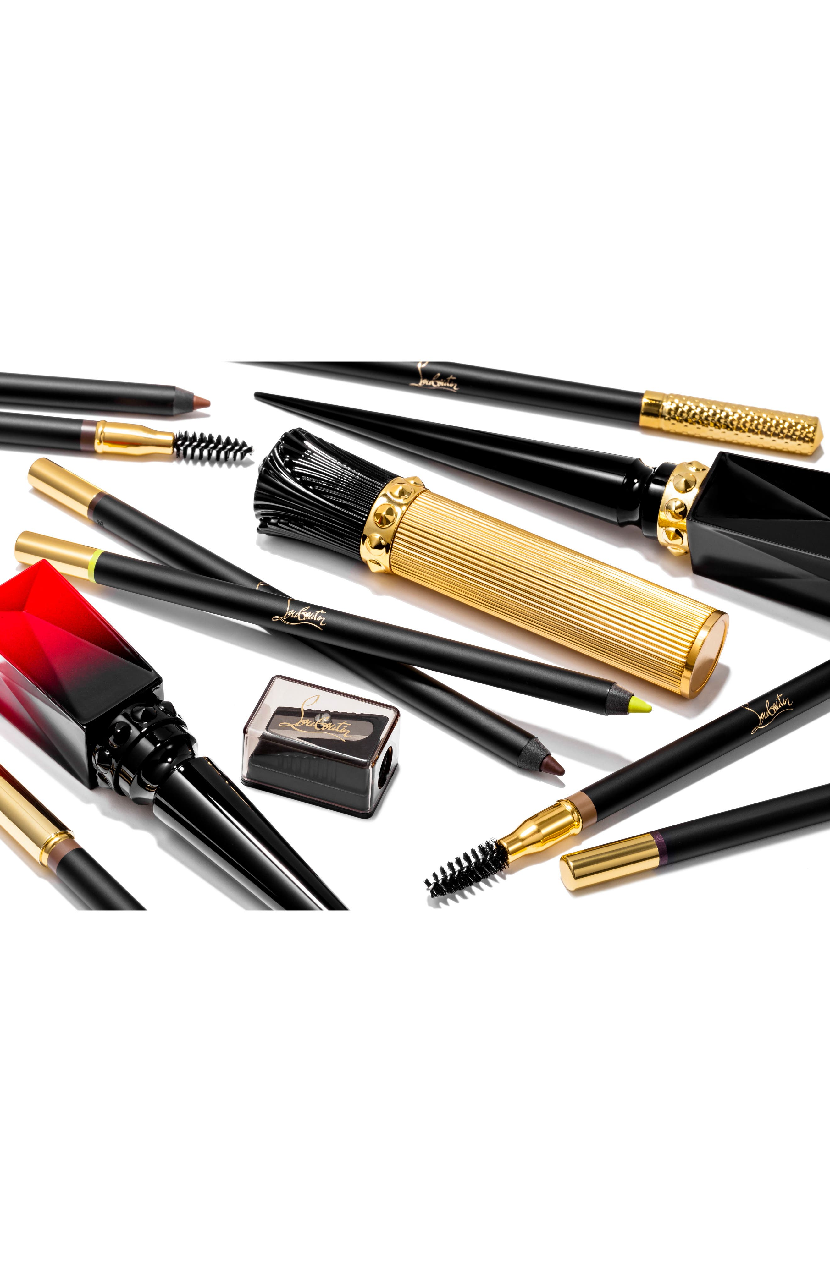 Alternate Image 5  - Christian Louboutin Les Yeux Noirs Lash Amplifying Lacquer