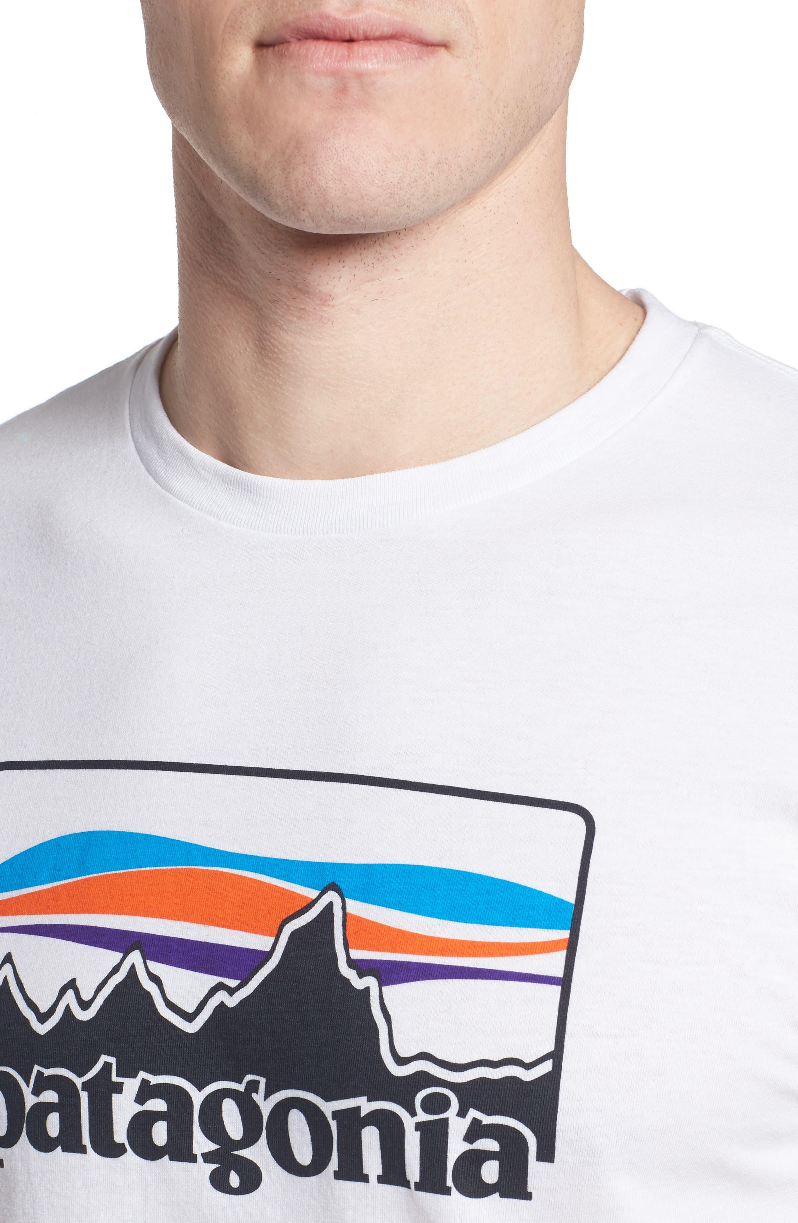 Alternate Image 4  - Patagonia '73 Logo Regular Fit T-Shirt
