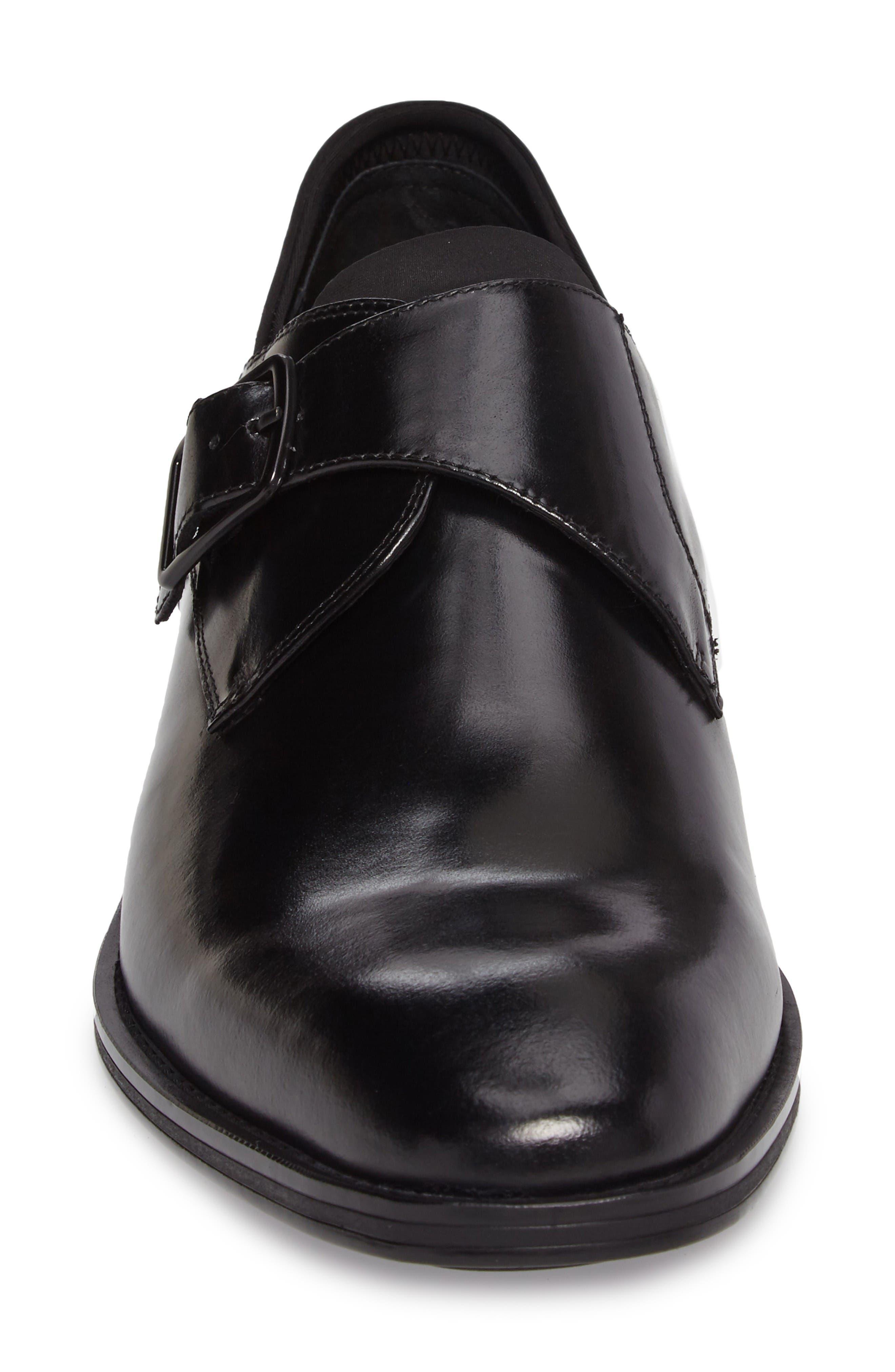 Alternate Image 4  - Kenneth Cole New York Shock Wave Monk Shoe (Men)
