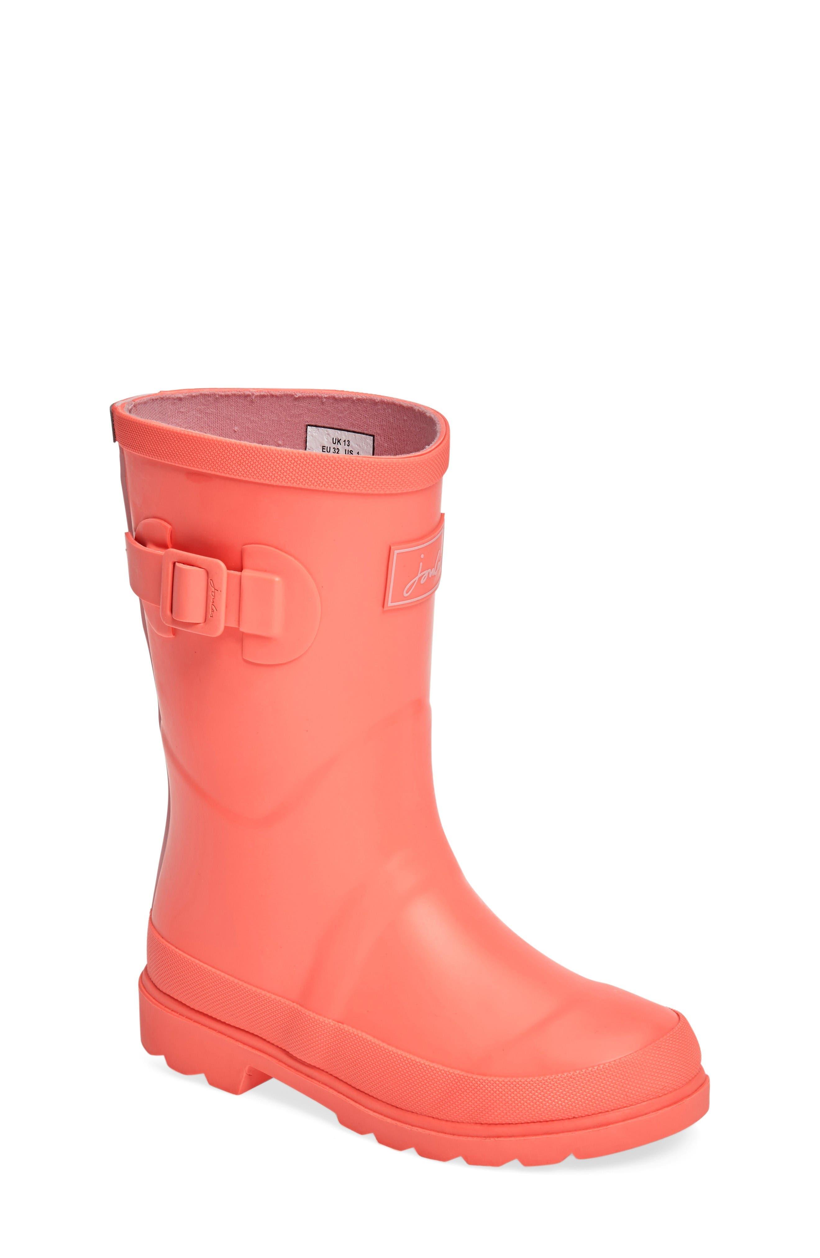 JOULES Field Welly Waterproof Rain Boot