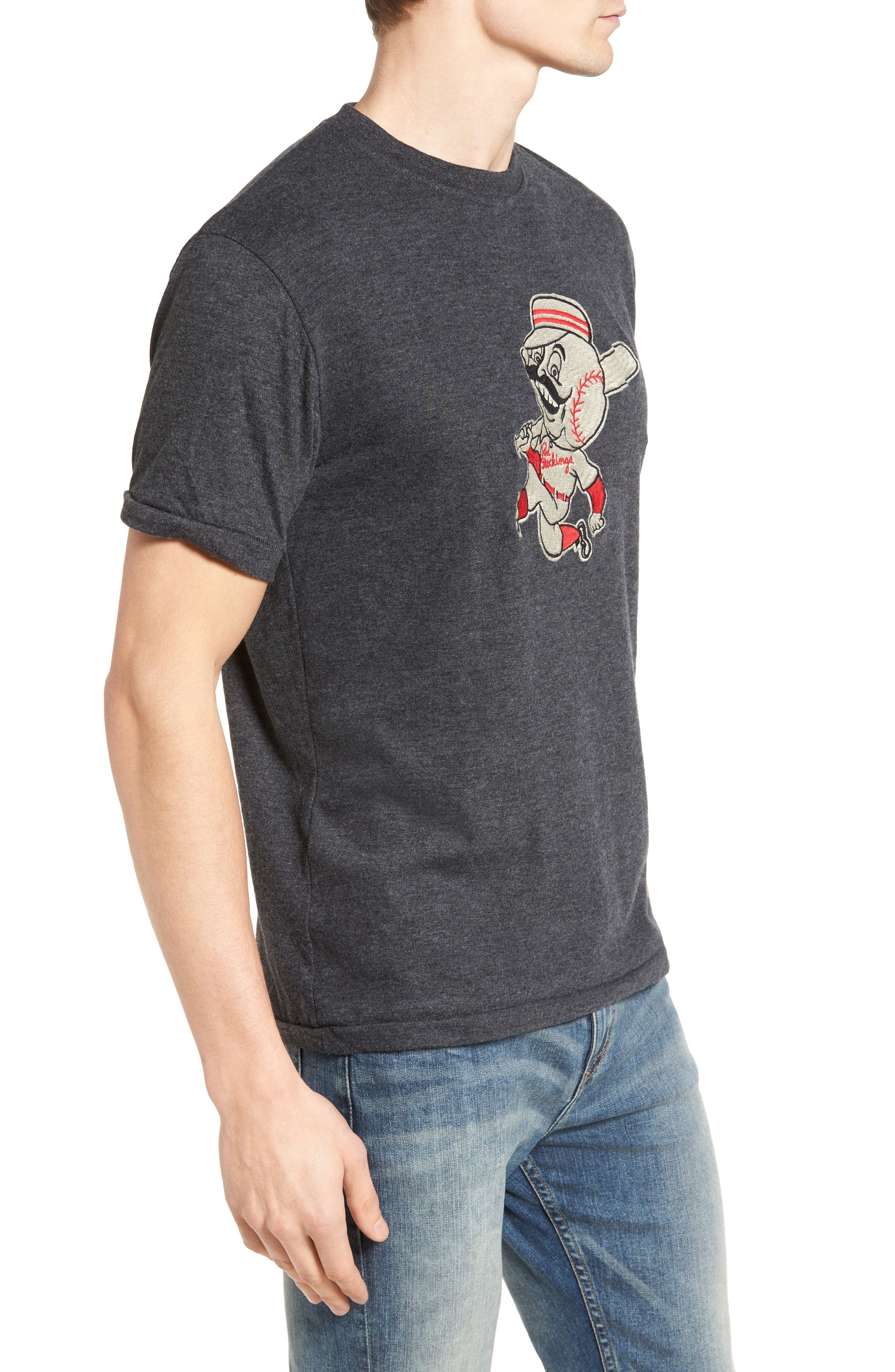 Alternate Image 3  - American Needle Hillwood Cincinnati Reds T-Shirt