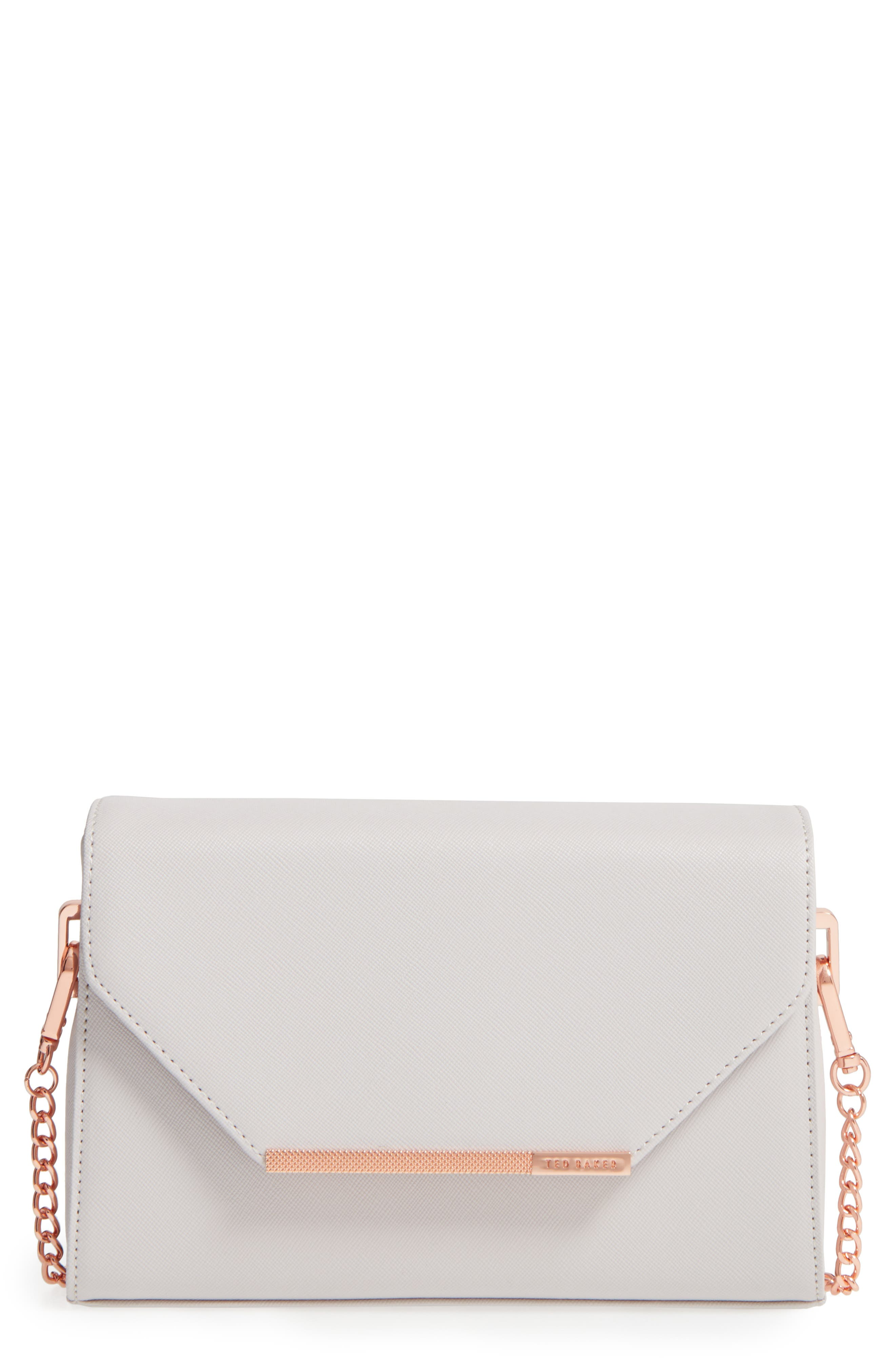 Ted Baker London Faux Leather Crossbody Bag