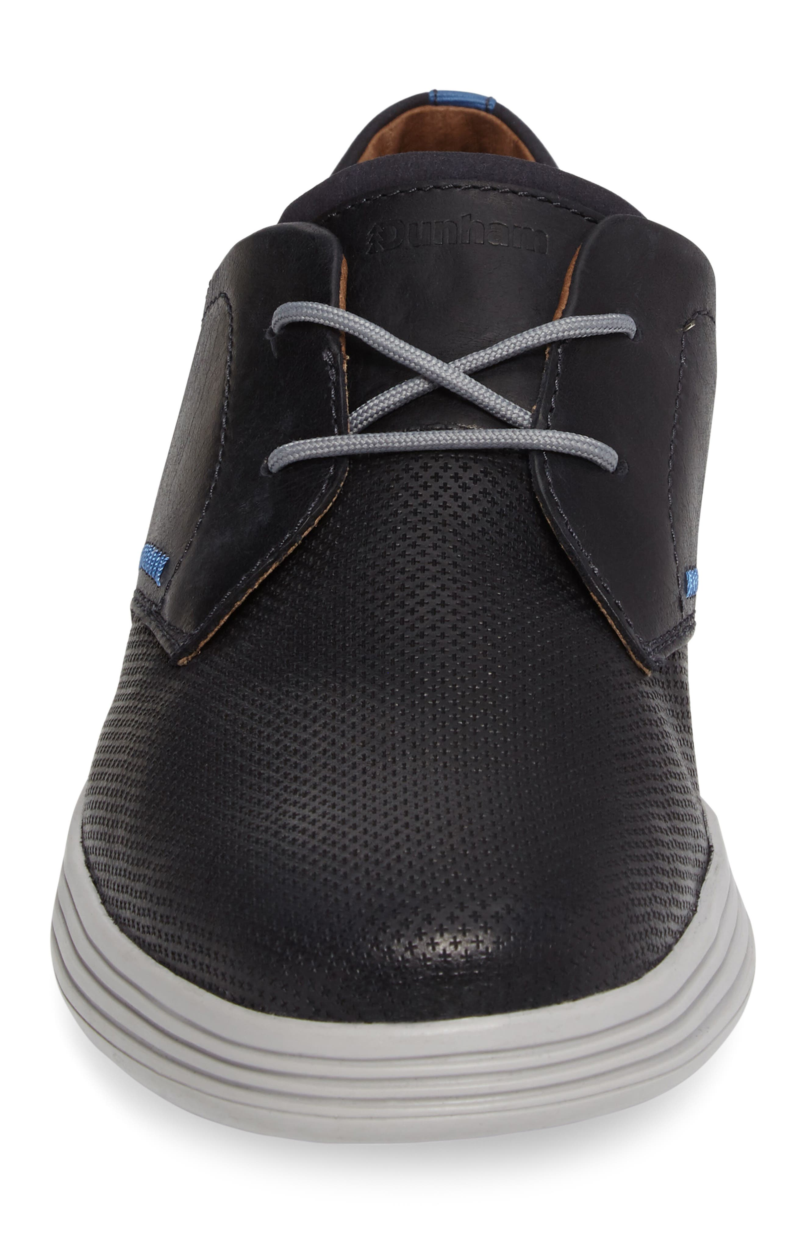 Colchester Embossed Oxford,                             Alternate thumbnail 4, color,                             Blue