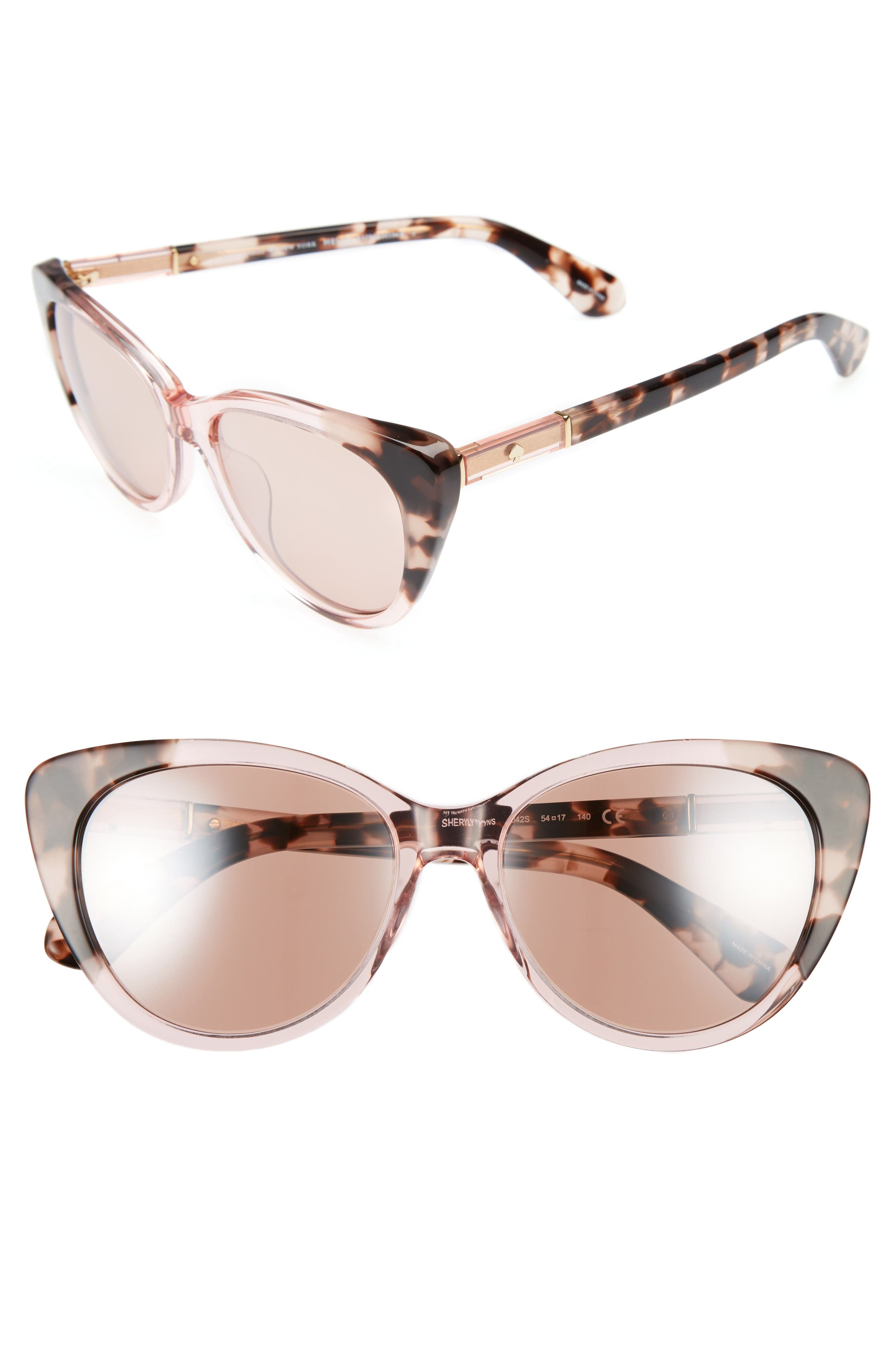 kate spade new york sherylyn 54mm Sunglasses