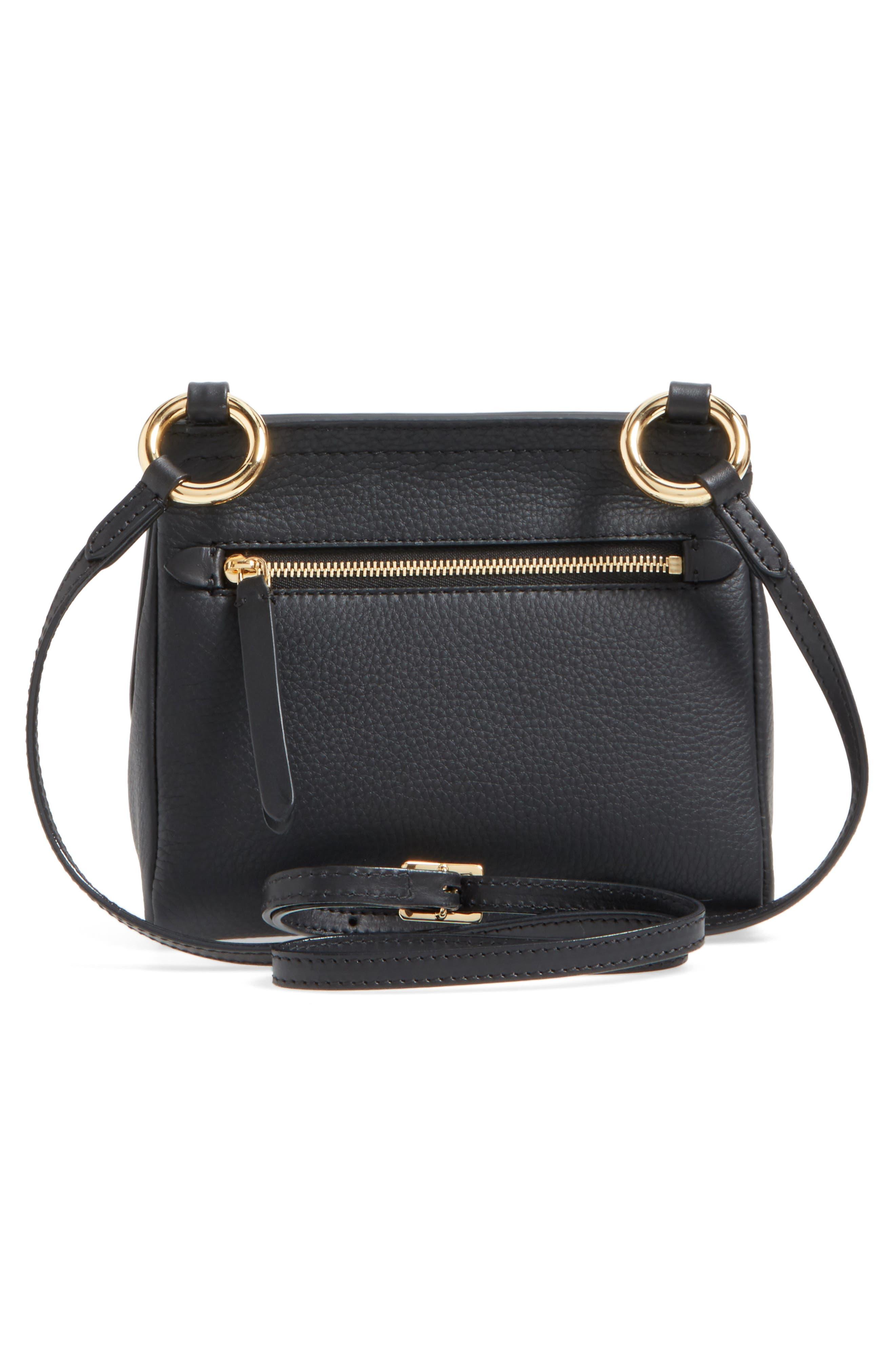 Alternate Image 3  - Burberry Bridle Leather Shoulder Bag