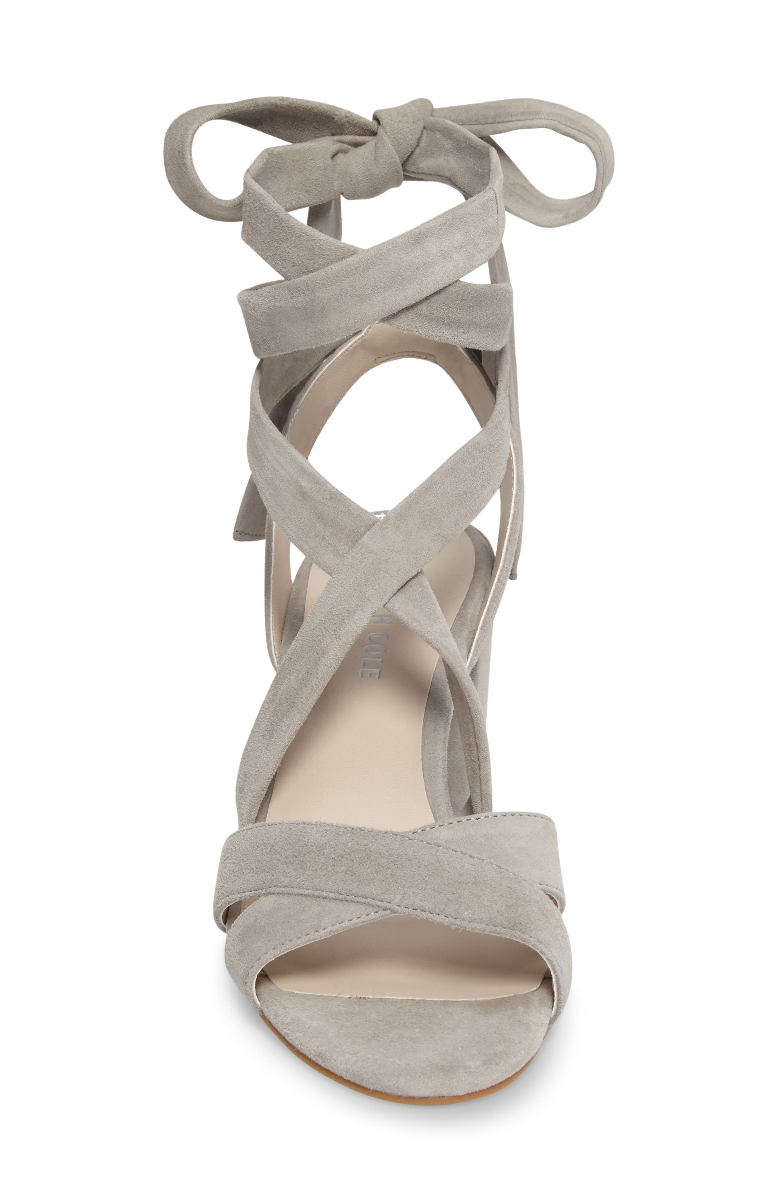 Alternate Image 4  - Kenneth Cole New York 'Victoria' Leather Ankle Strap Sandal (Women)