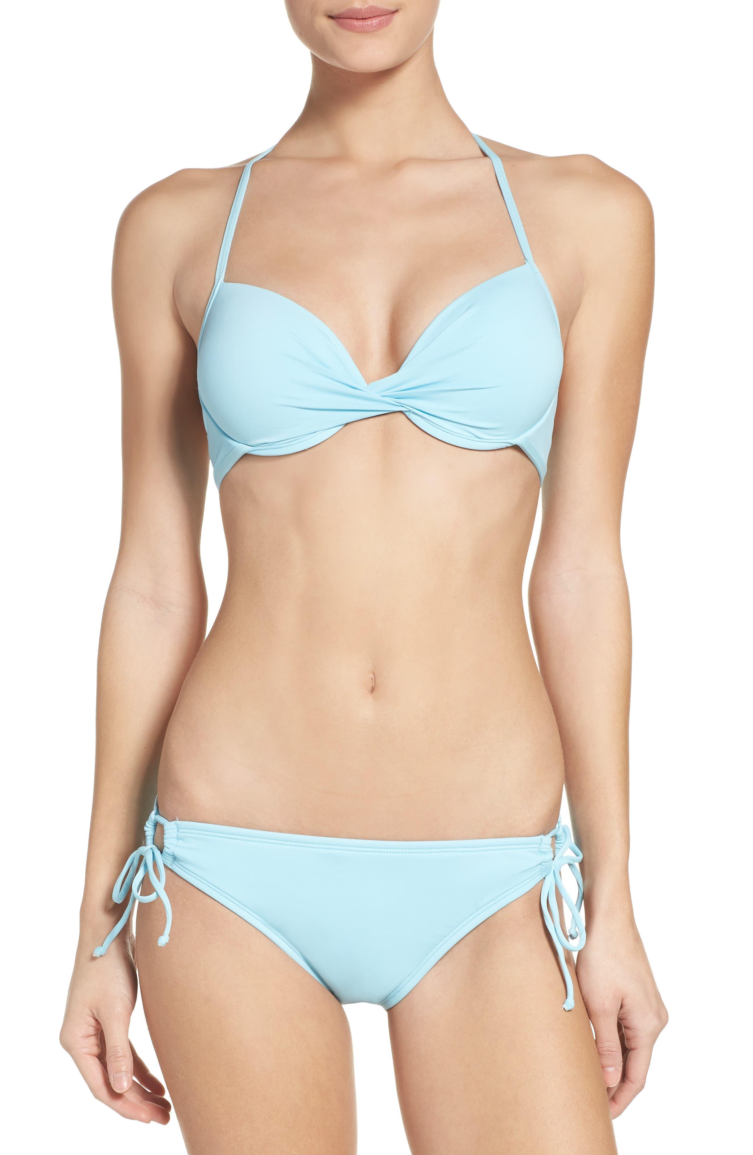 The Bikini Lab Bikini Top & Bottoms