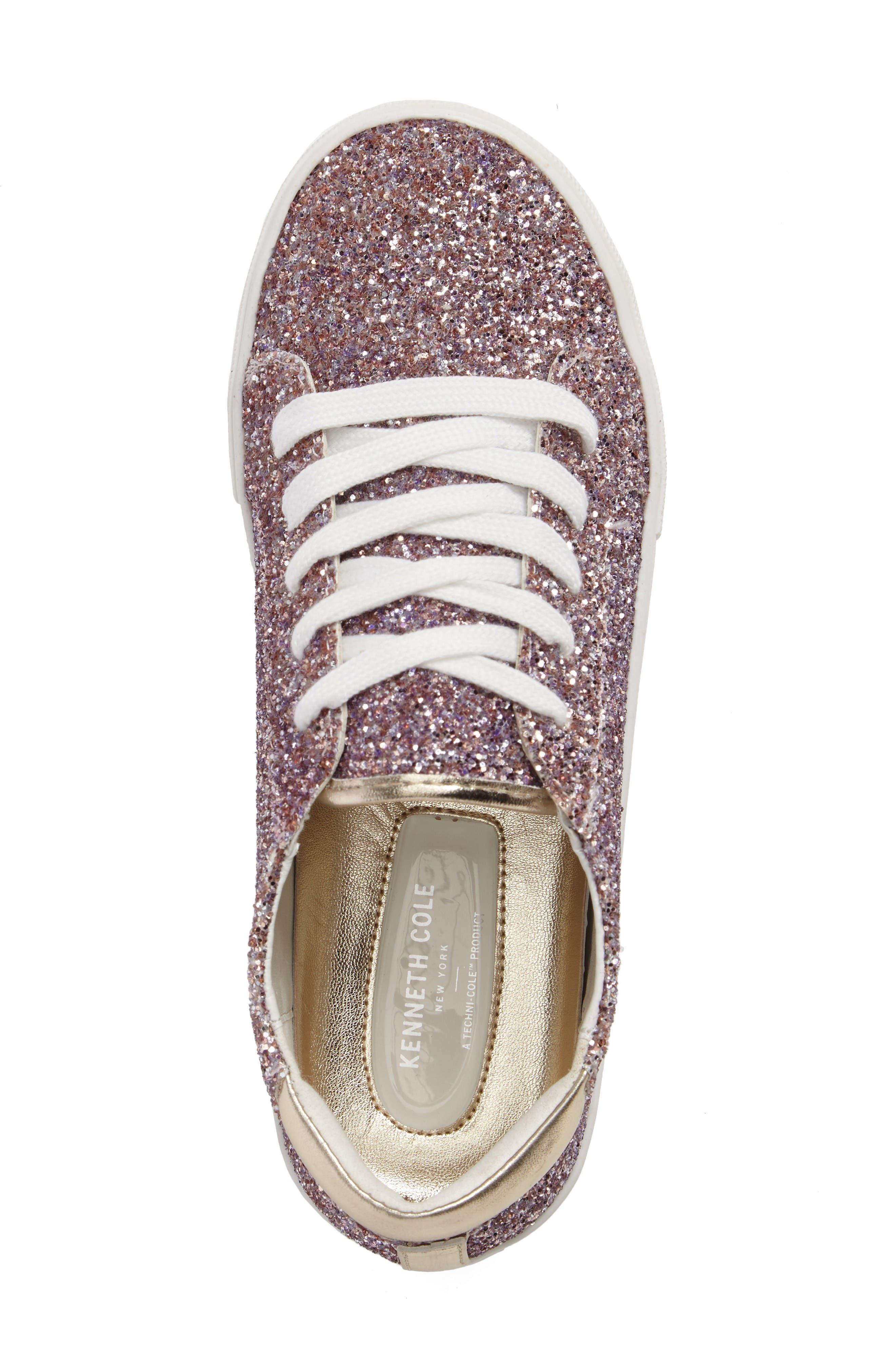 Kam Sneaker,                             Alternate thumbnail 5, color,                             Champagne