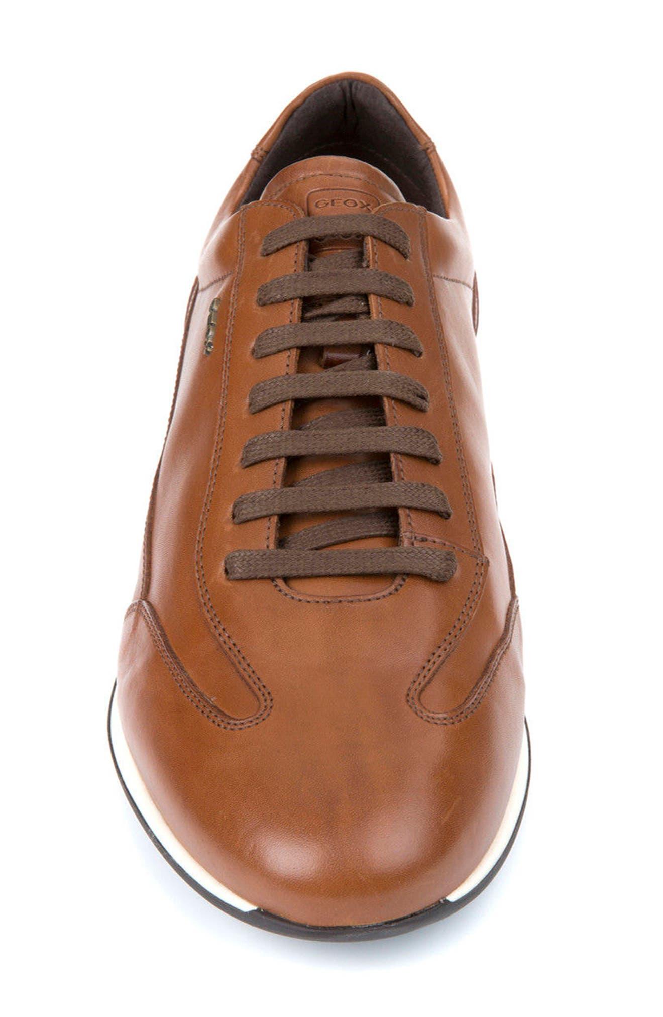 Alternate Image 4  - Geox Clemet 1 Sneaker (Men)