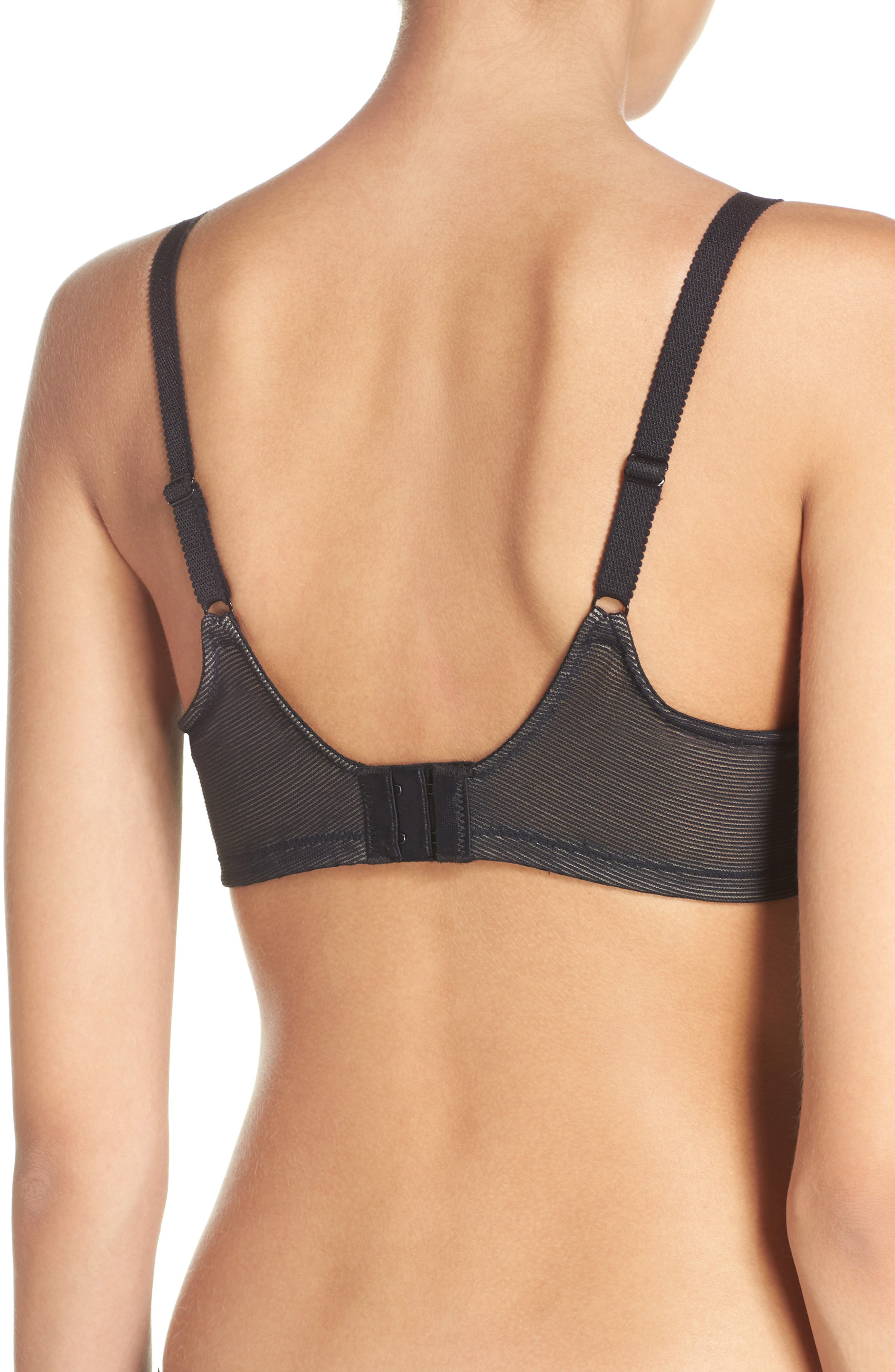 Alternate Image 2  - Wacoal Visual Effects Wireless Minimizer Bra