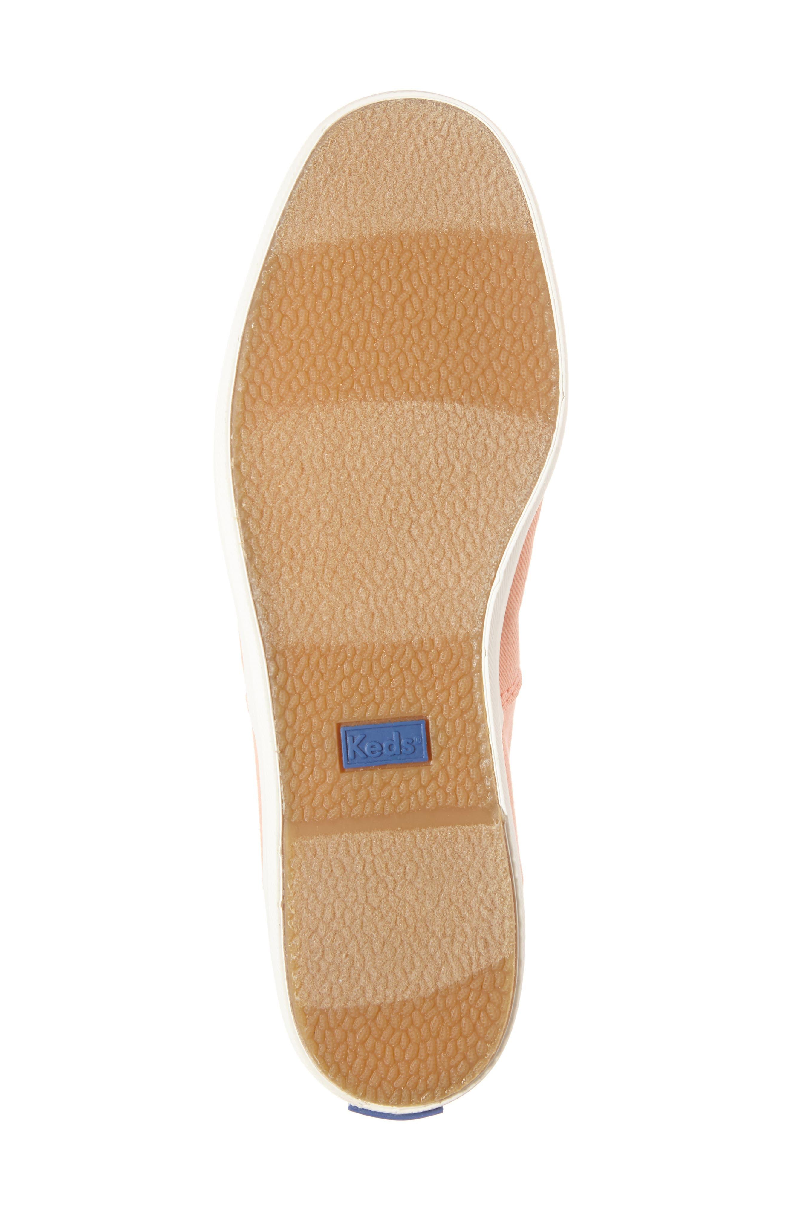 Alternate Image 6  - Keds® 'Chillax' Ripstop Slip-On Sneaker (Women)