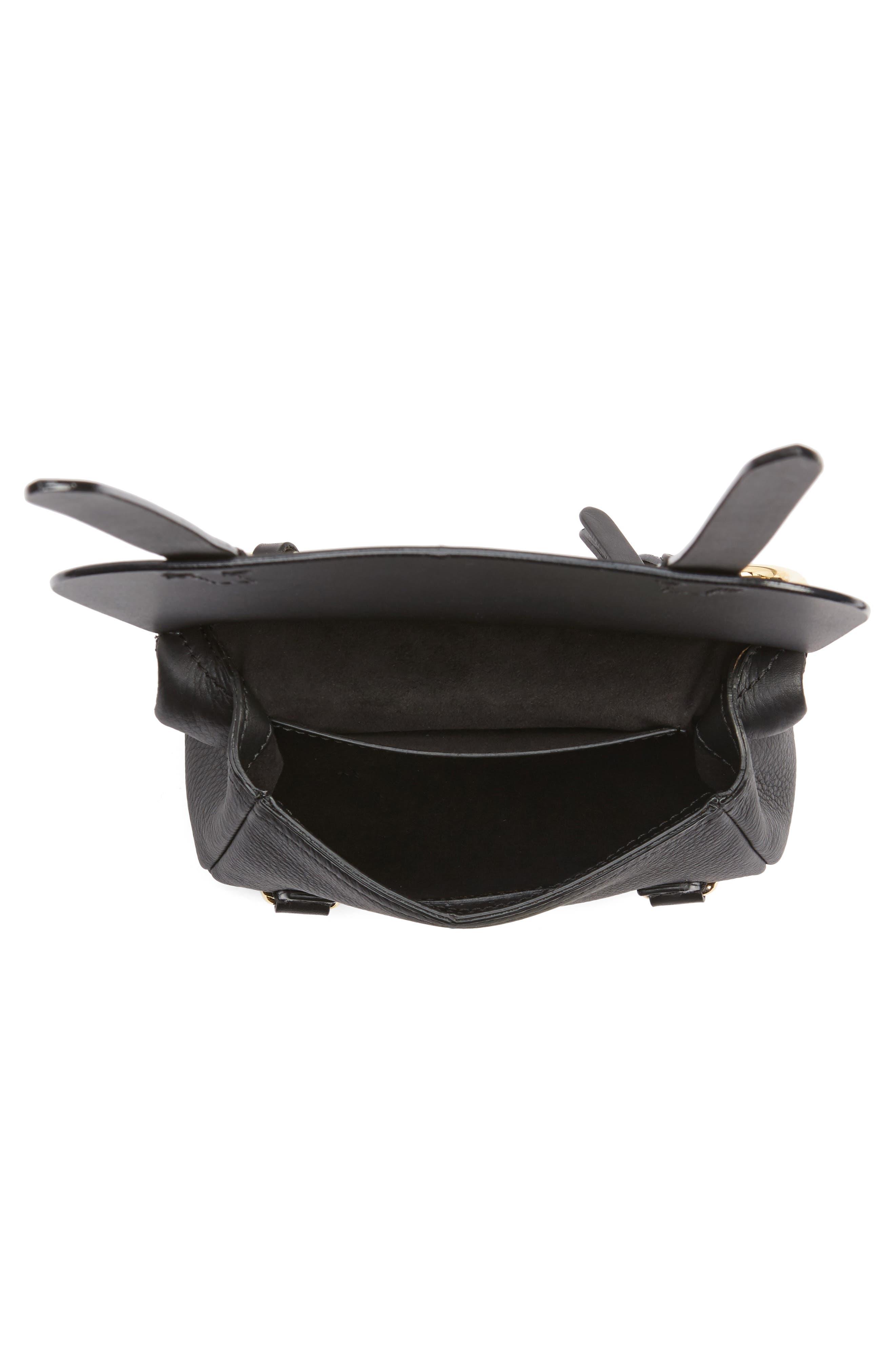 Alternate Image 4  - Burberry Bridle Leather Shoulder Bag