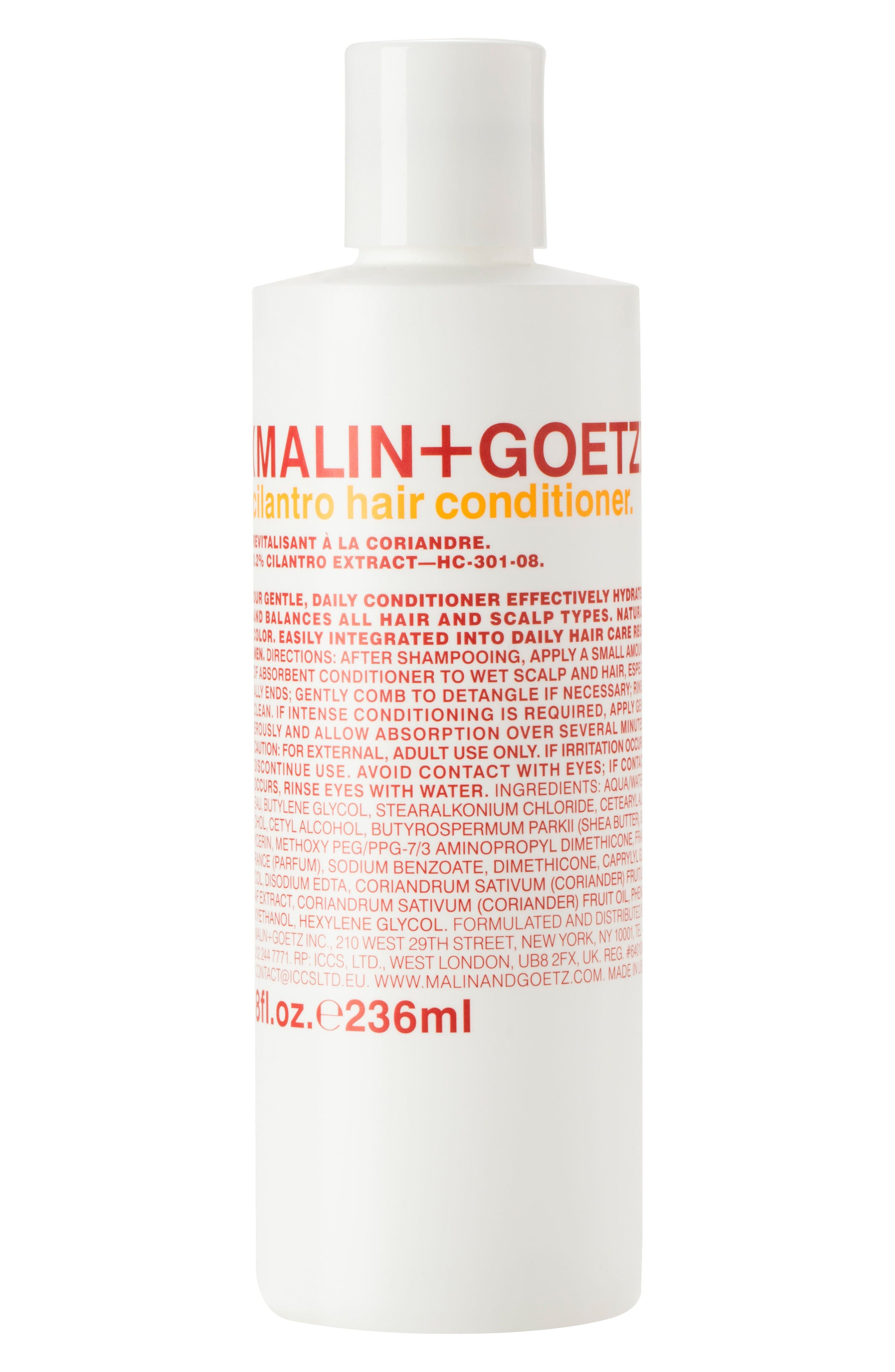 Main Image - Malin + Goetz Cilantro Hair Conditioner