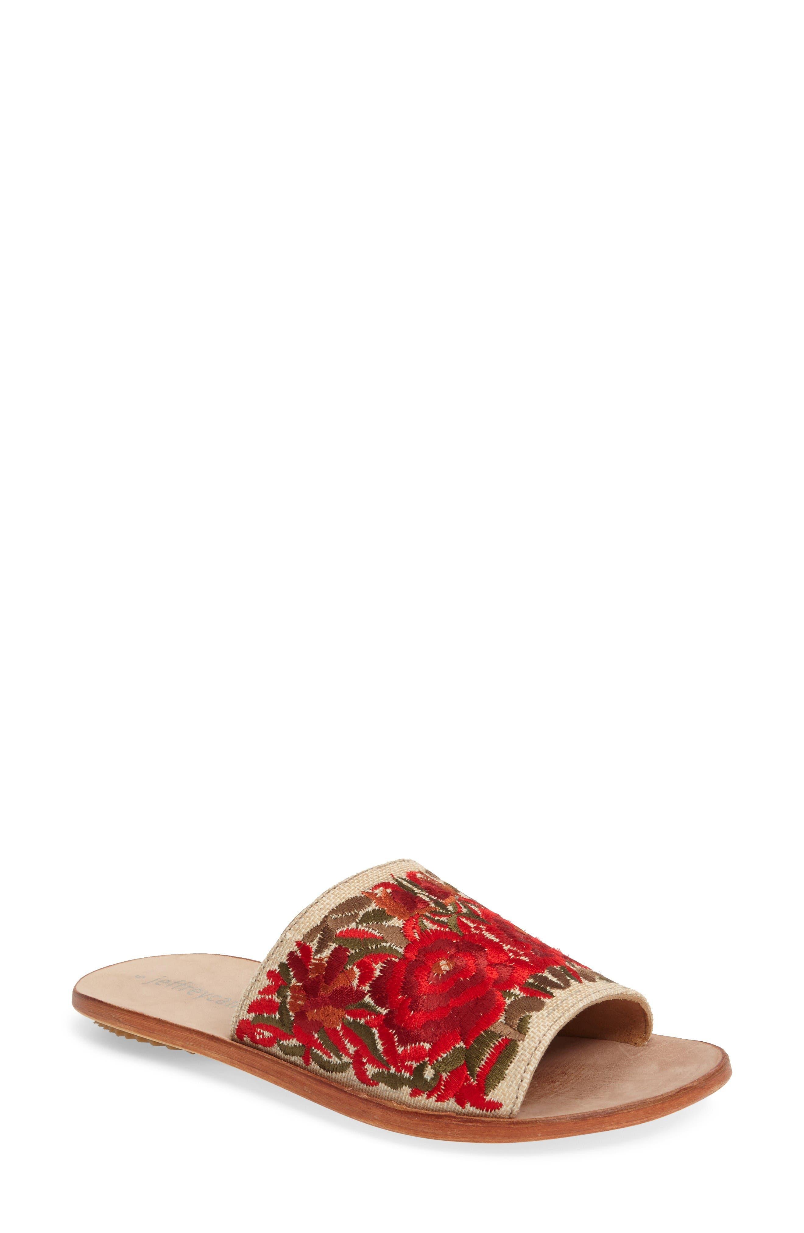 Jeffrey Campbell Kumari Slide Sandal (Women)