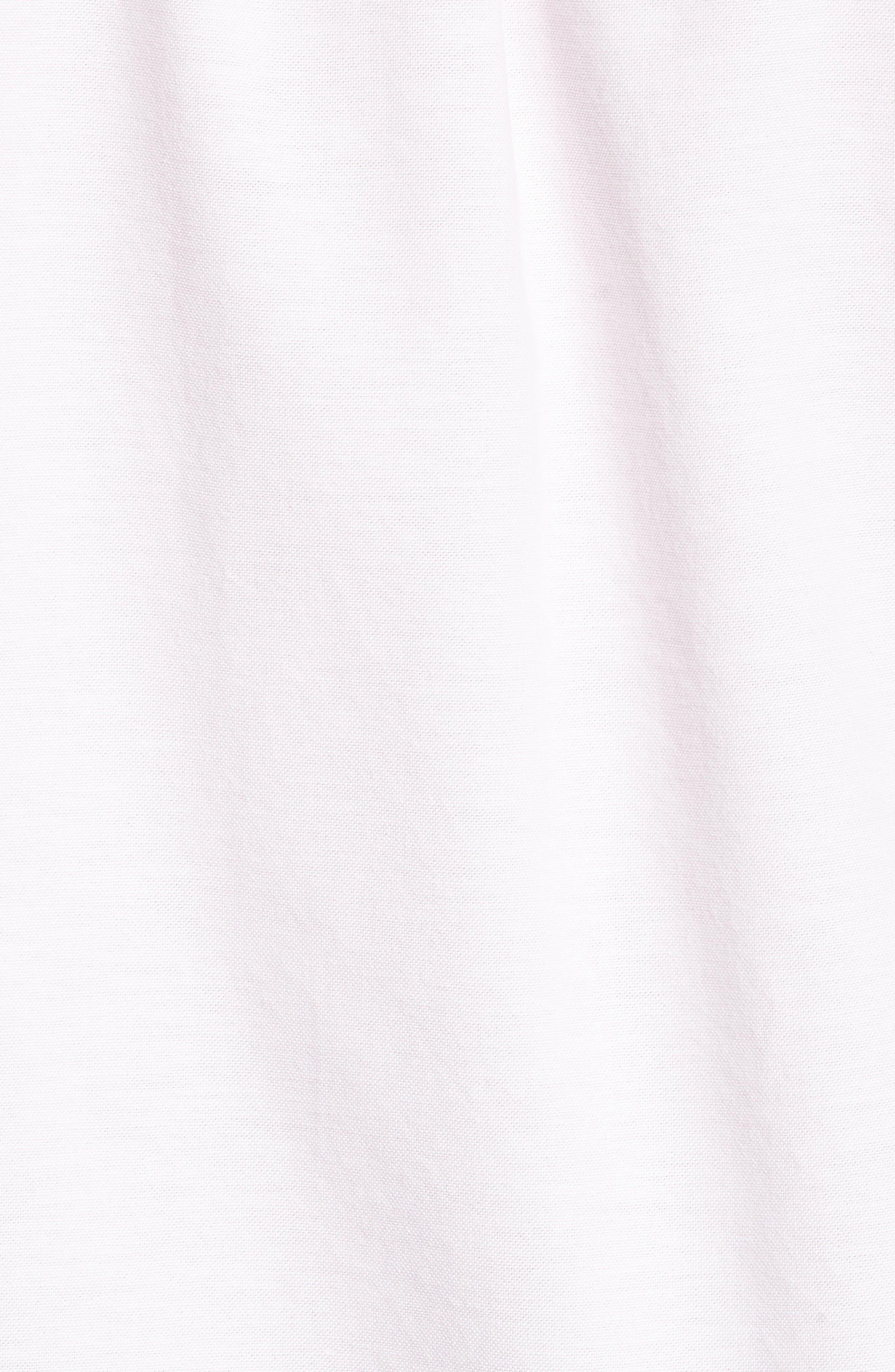 Alternate Image 5  - Dsquared2 Extra Trim Fit Oxford Sport Shirt