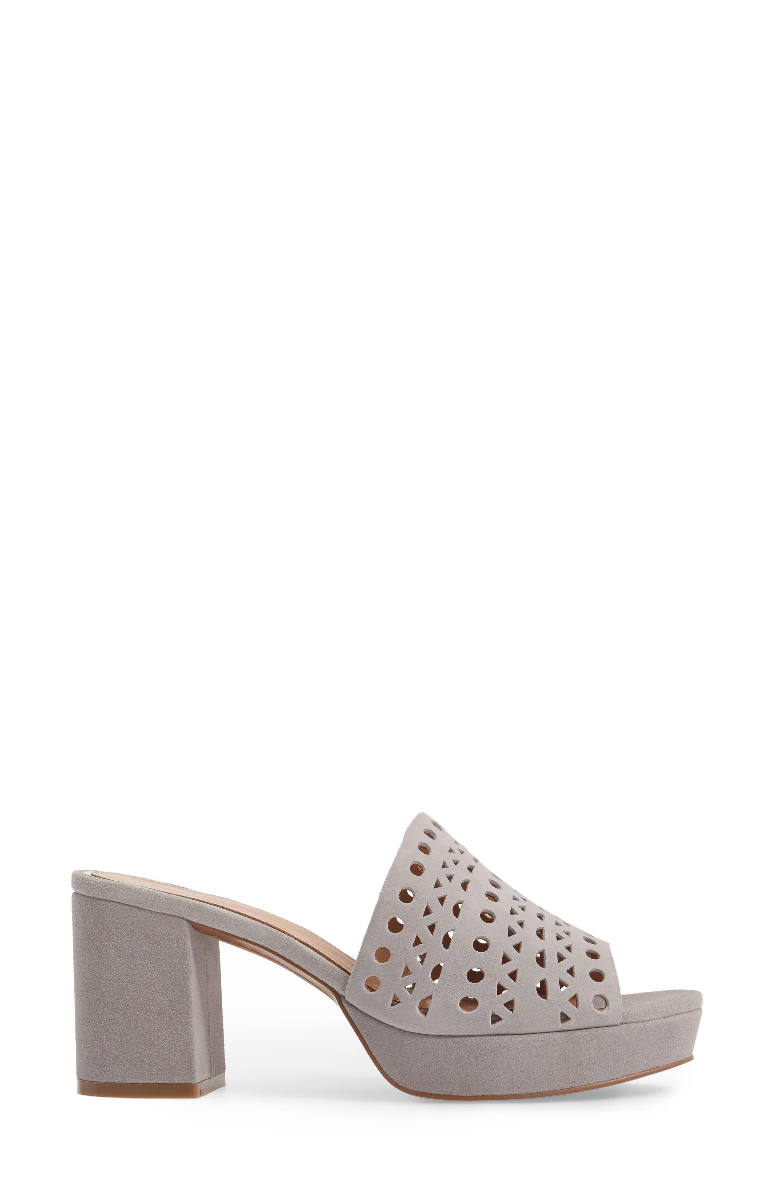 Alternate Image 3  - Linea Paolo Ofra Block Heel Mule (Women)