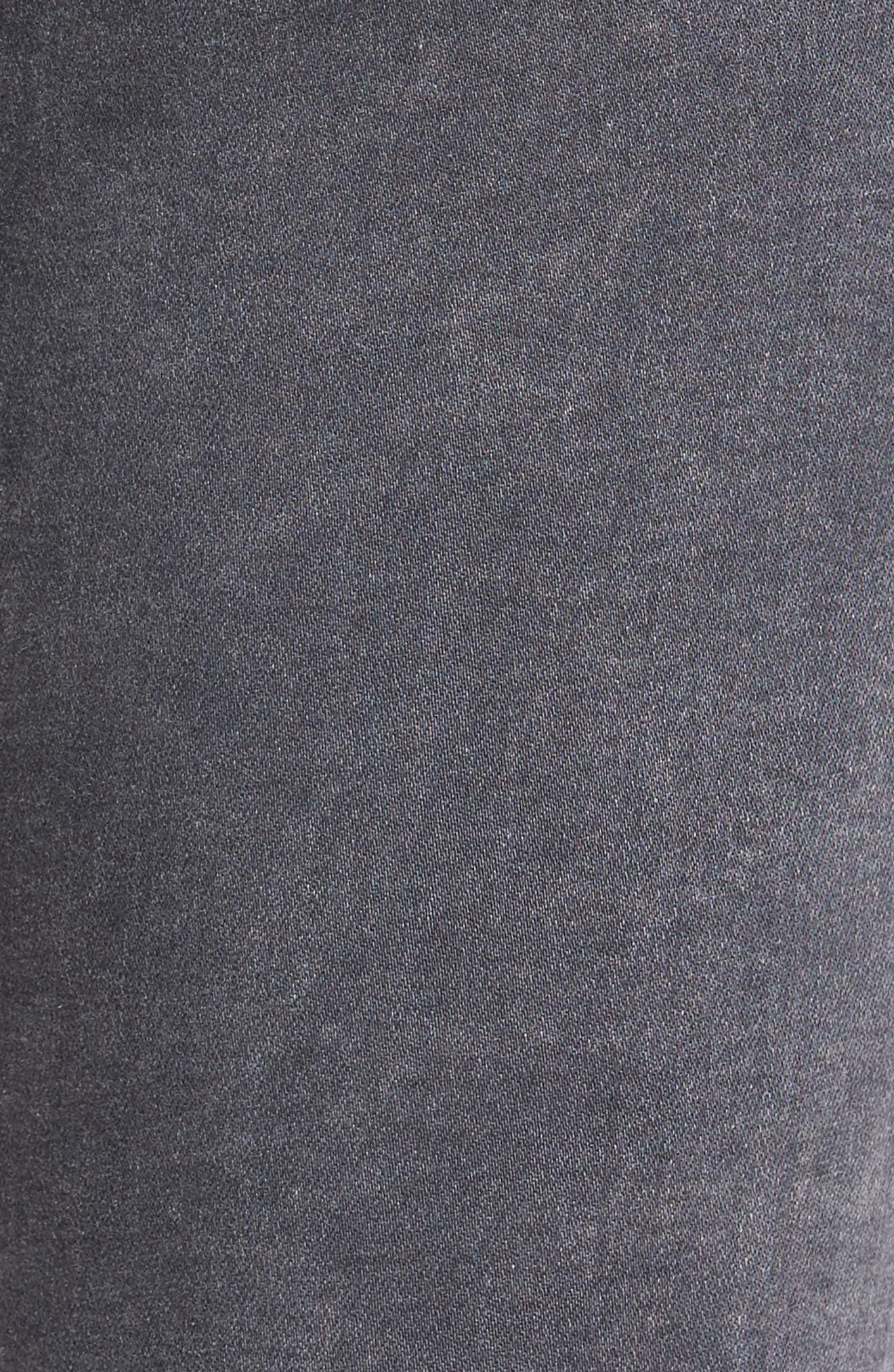 Middi Ankle Skinny Jeans,                             Alternate thumbnail 5, color,                             Erosion