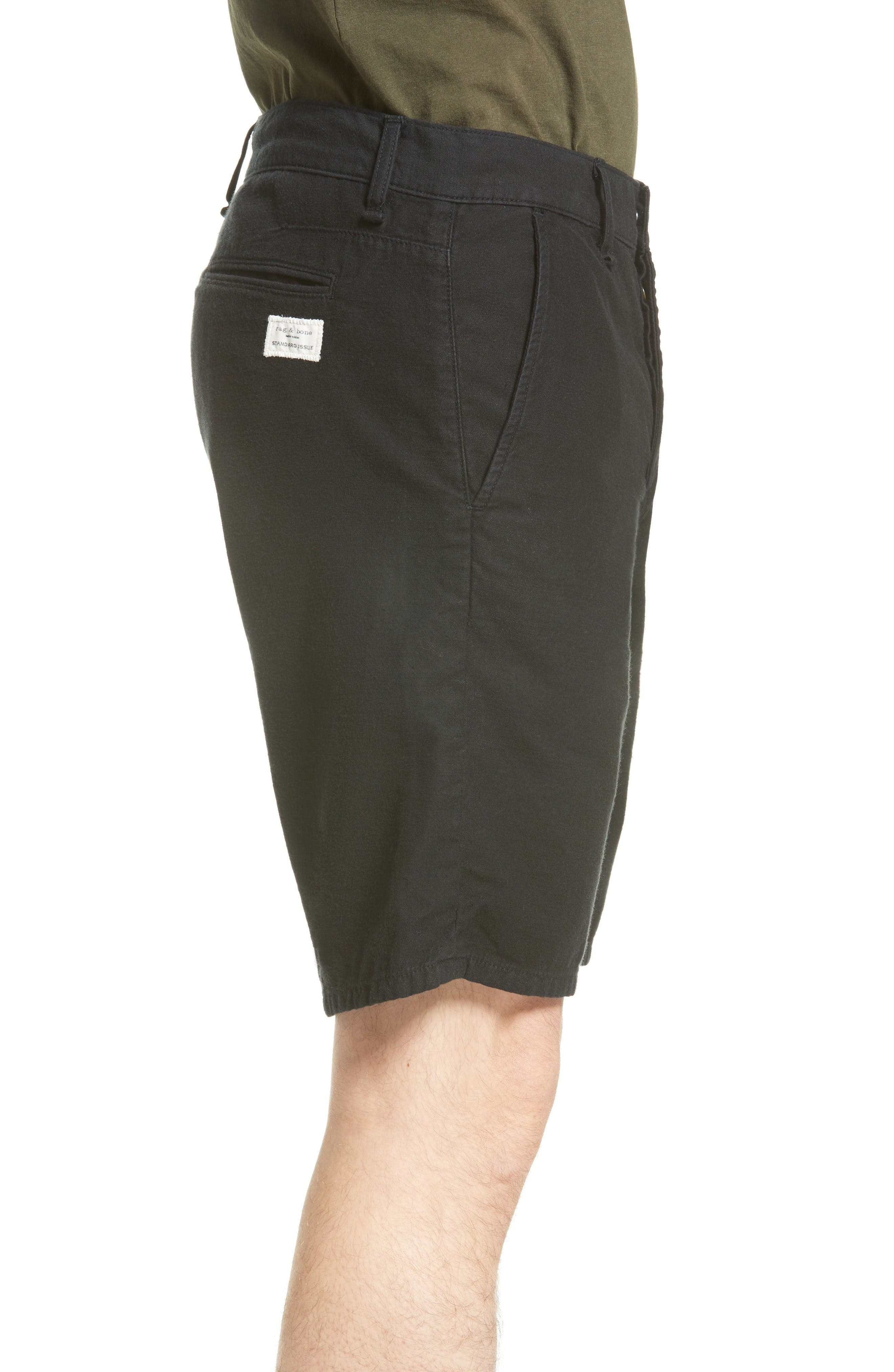 Alternate Image 3  - rag & bone Standard Issue Shorts