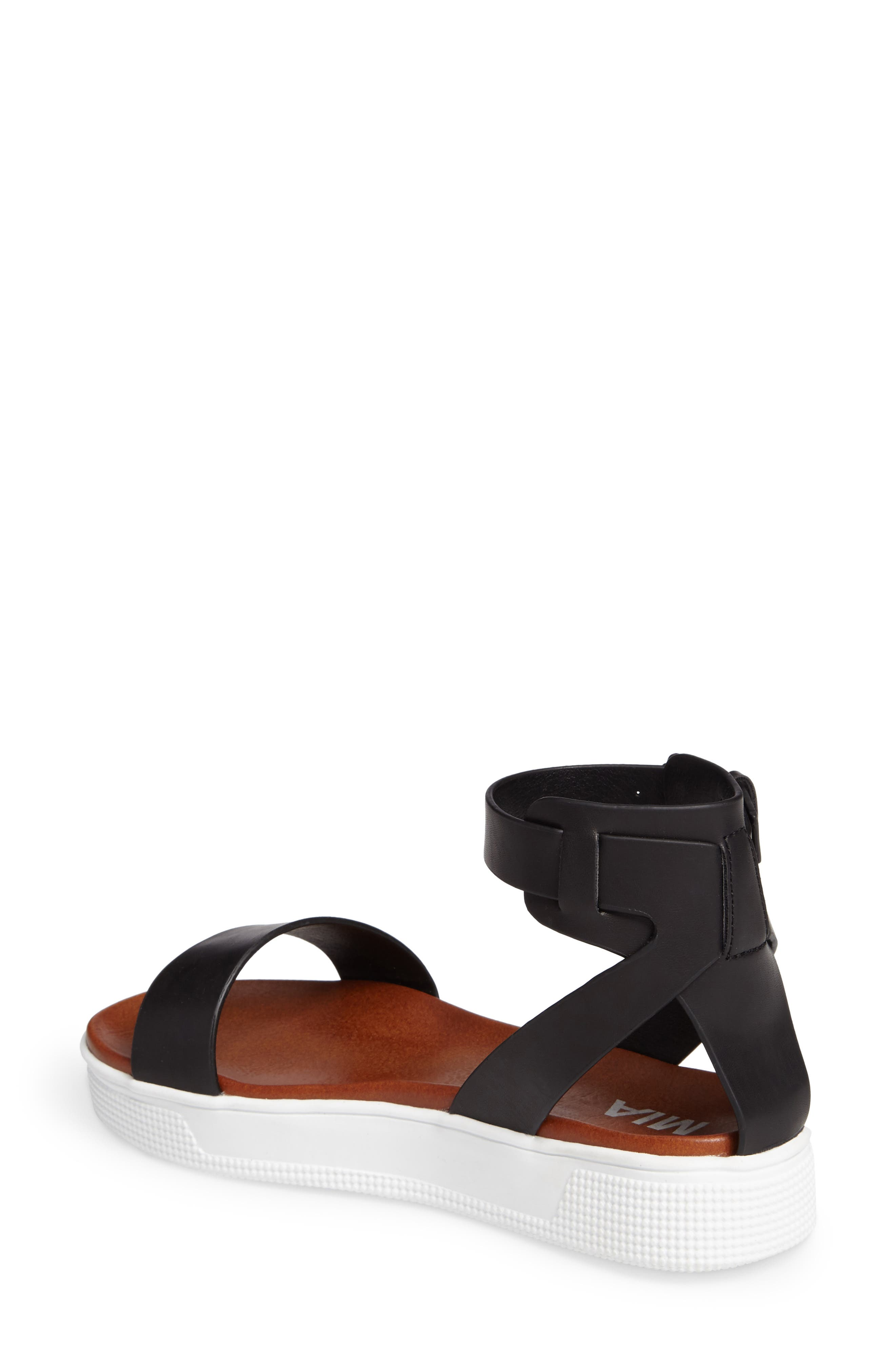 Alternate Image 2  - MIA Platform Sandal (Women)