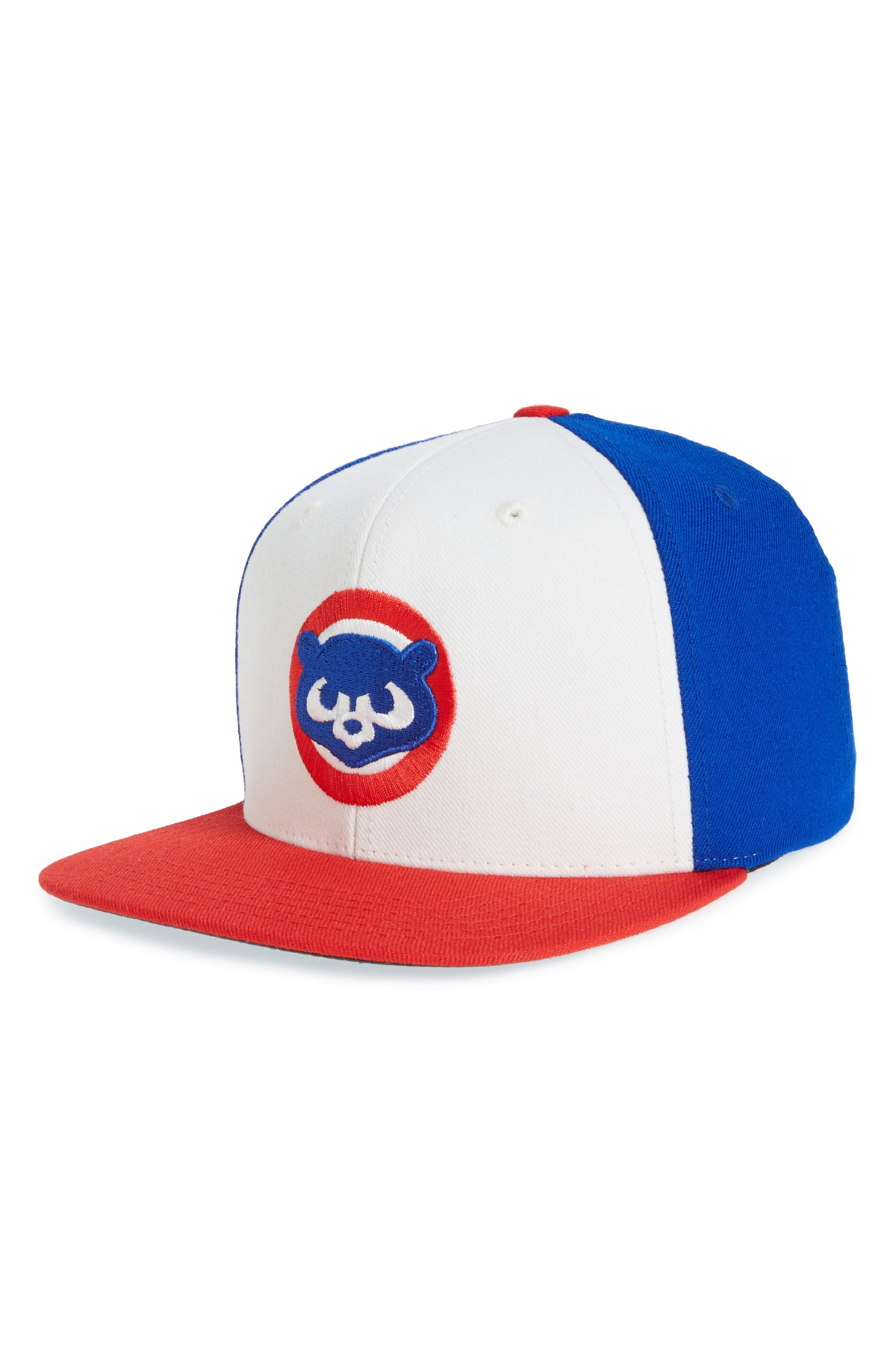 American Needle The Big Show MLB Snapback Baseball Cap