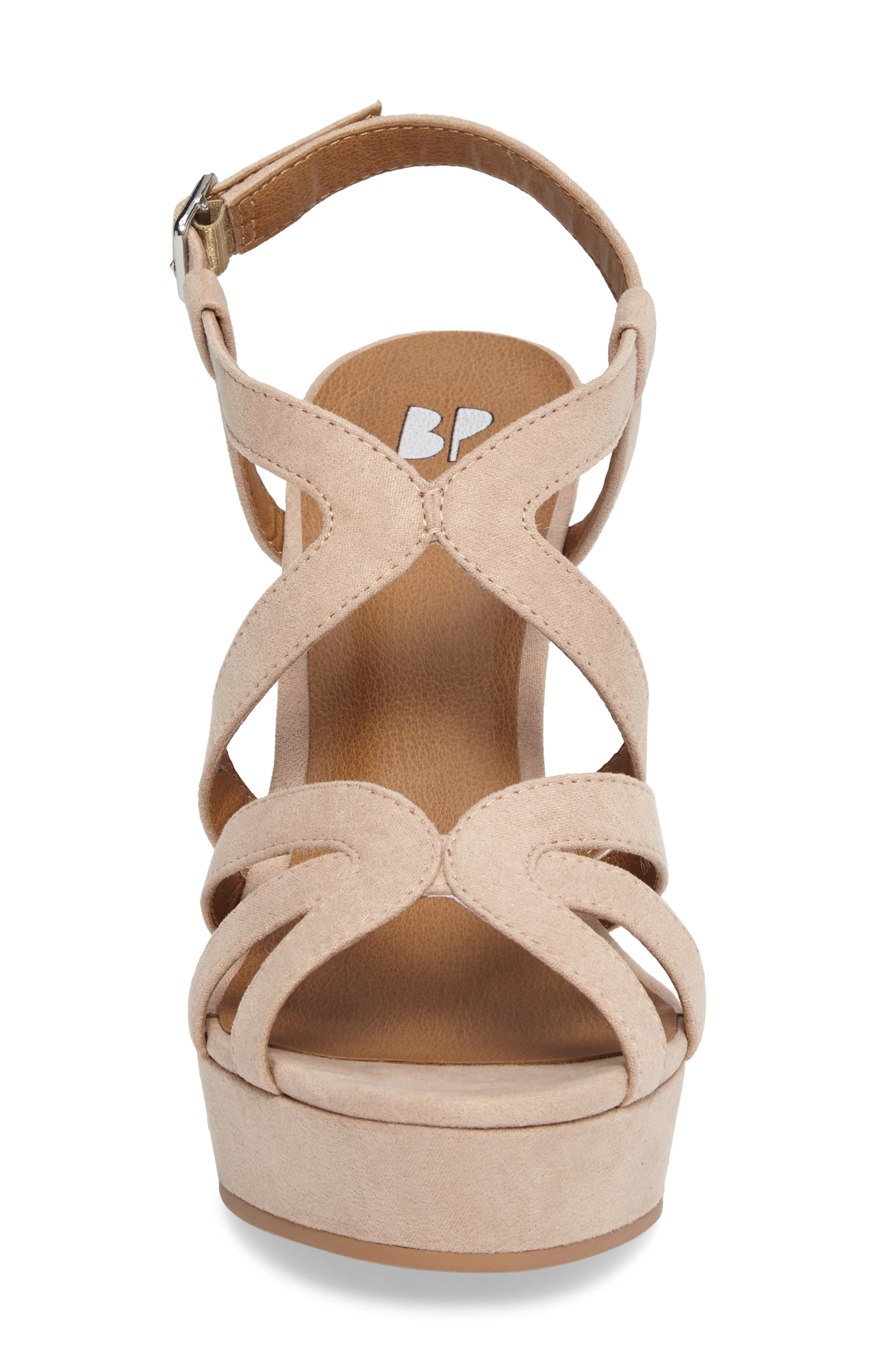 Alternate Image 4  - BP. Sky Wedge Sandal (Women)