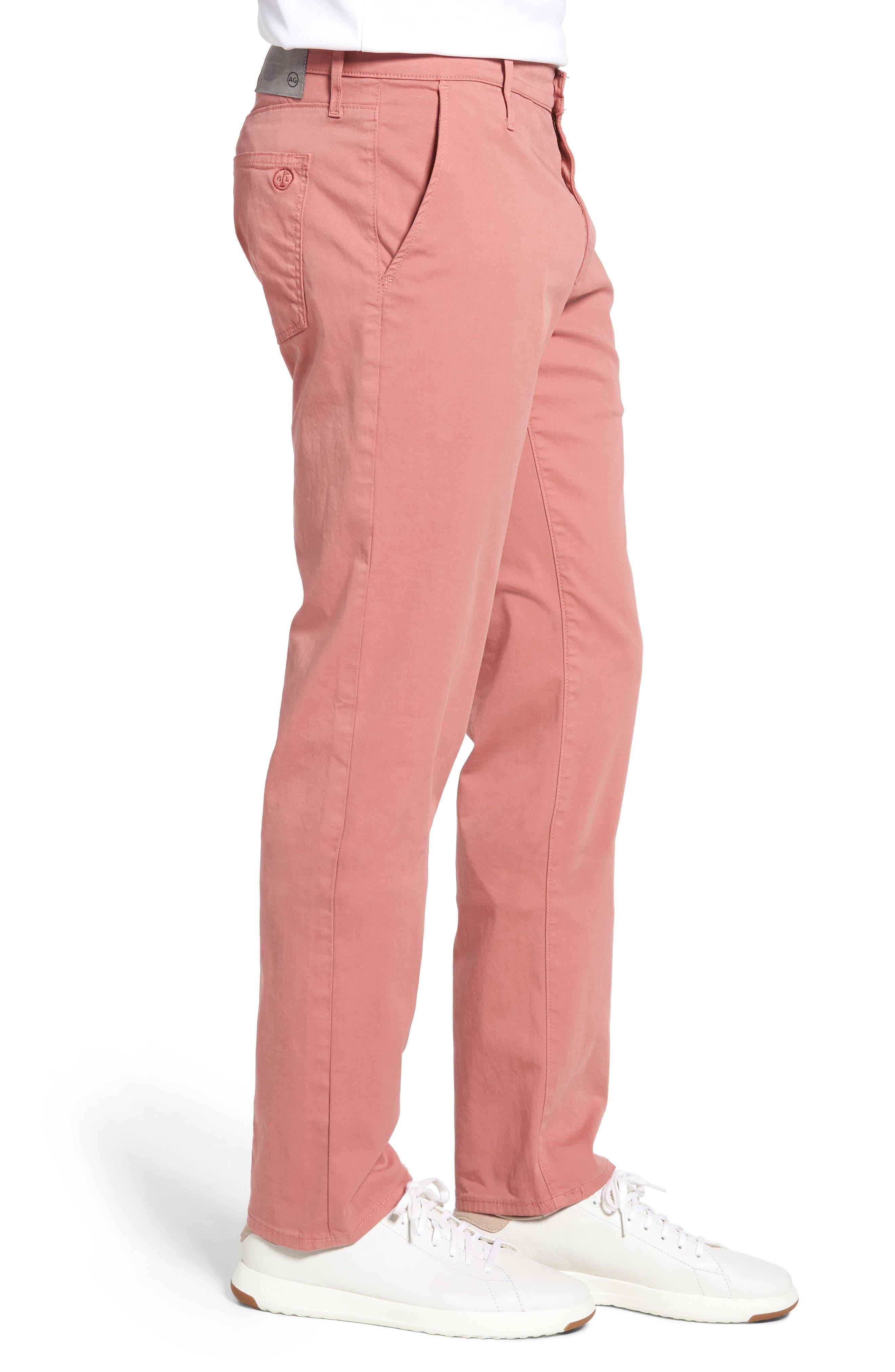 Alternate Image 3  - AG The Graduate Trousers