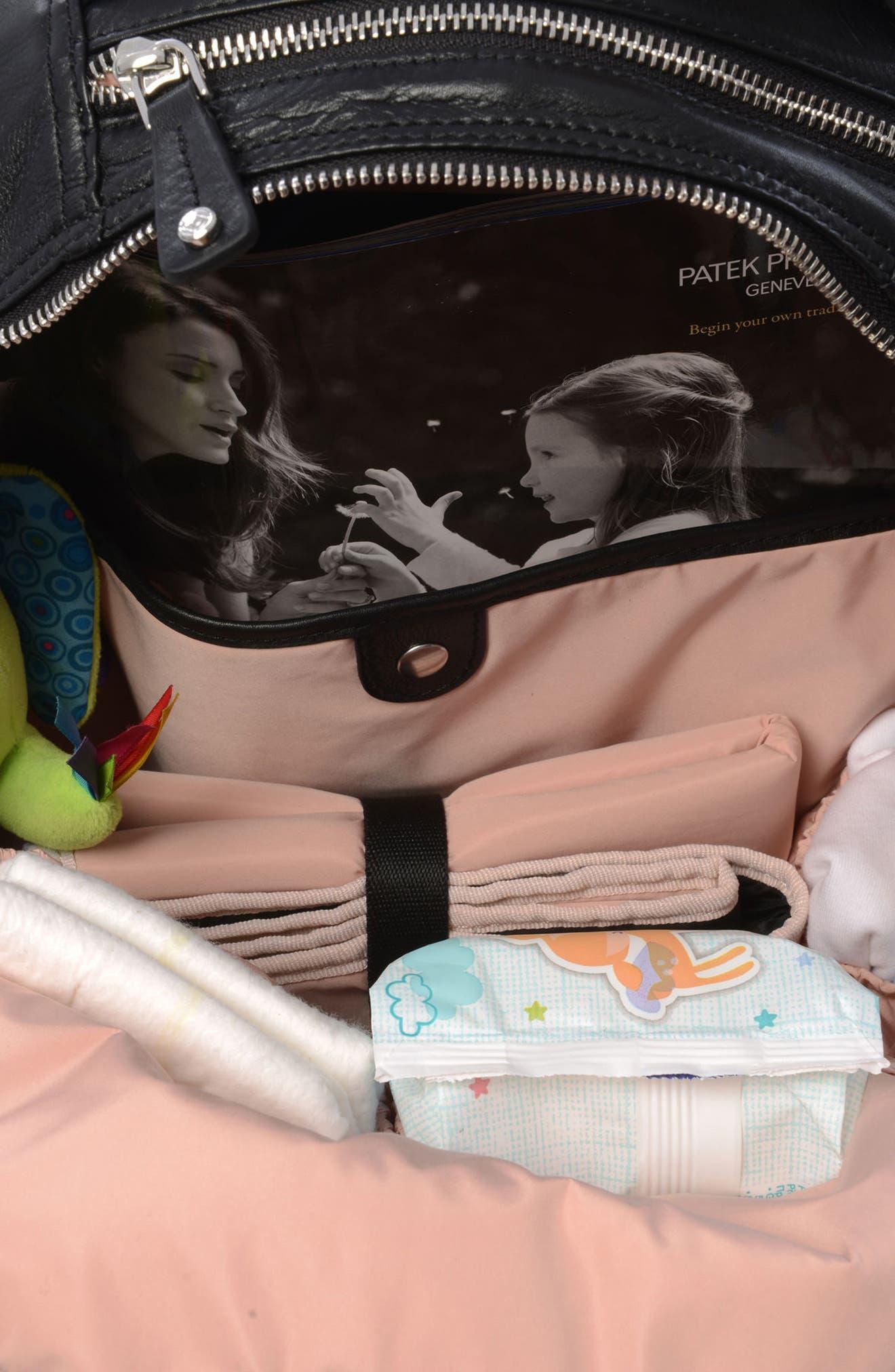 Alternate Image 5  - Kerikit Joy Studded Diaper Backpack
