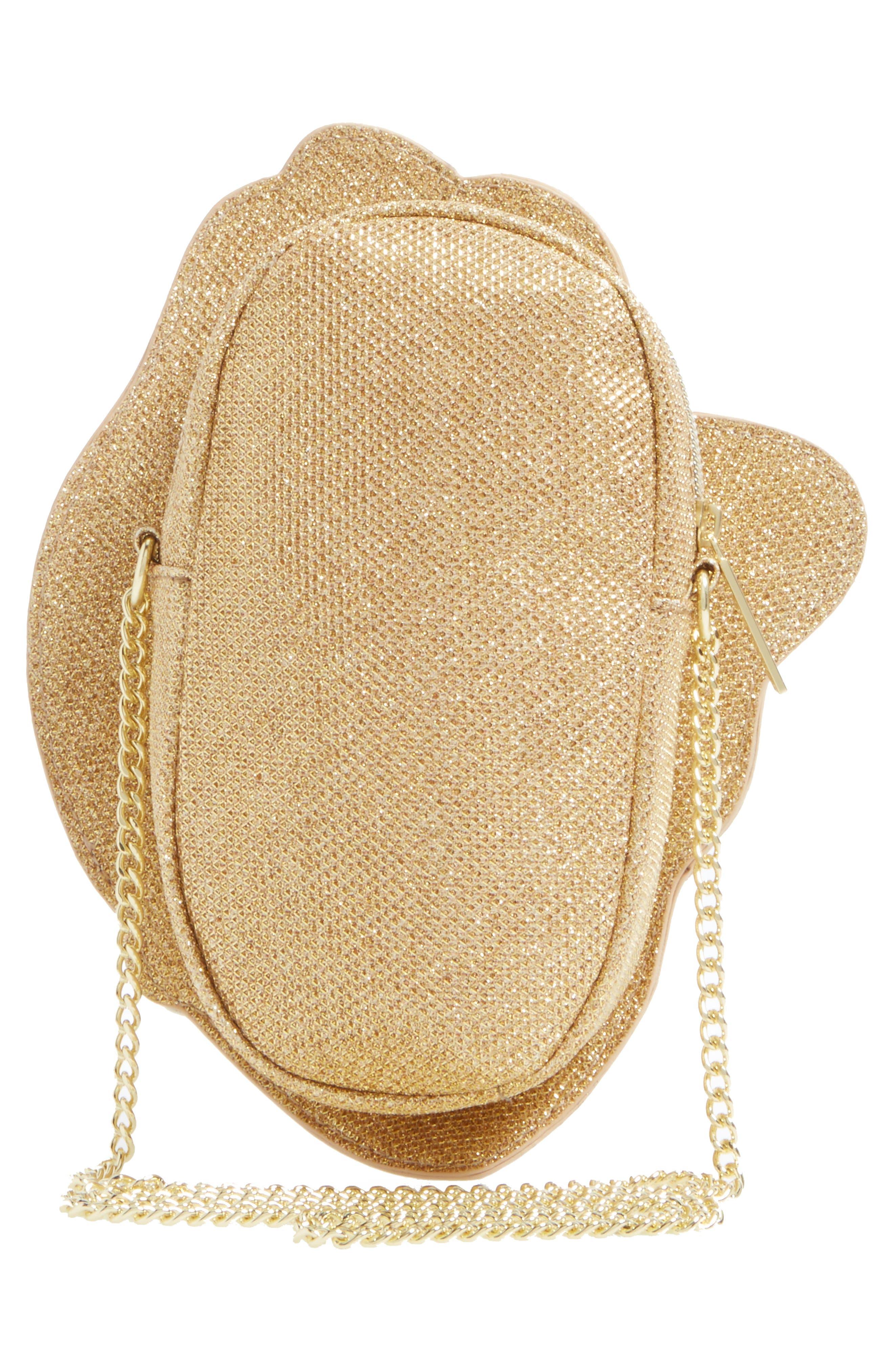 x Disney<sup>®</sup> Cinderella Crossbody Bag,                             Alternate thumbnail 2, color,                             Beige